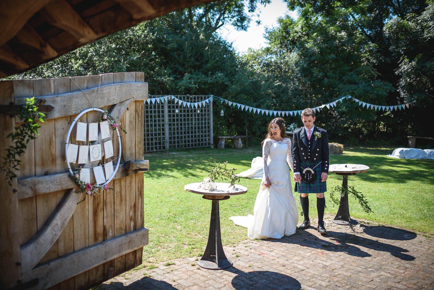Gildings Barn wedding photography - Sarah and Steve (128 of 190)