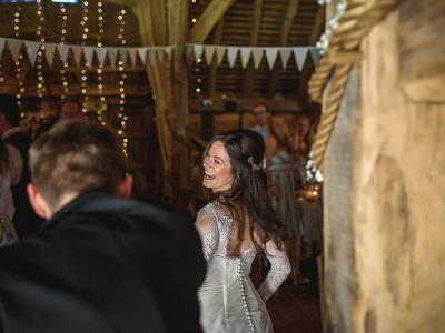 Gildings Barn wedding photography - Sarah and Steve
