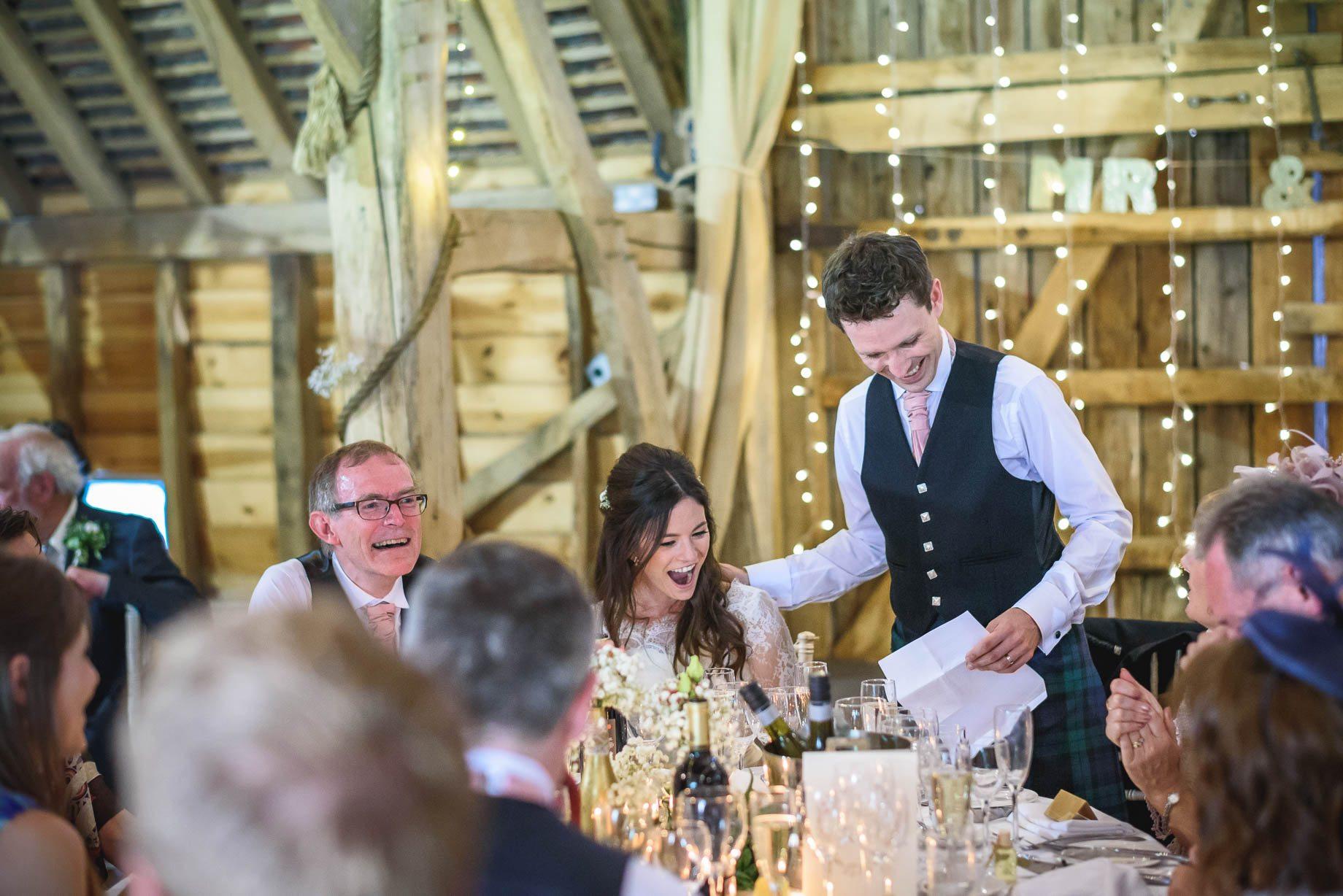 Gildings Barn wedding photography - Sarah and Steve (136 of 190)