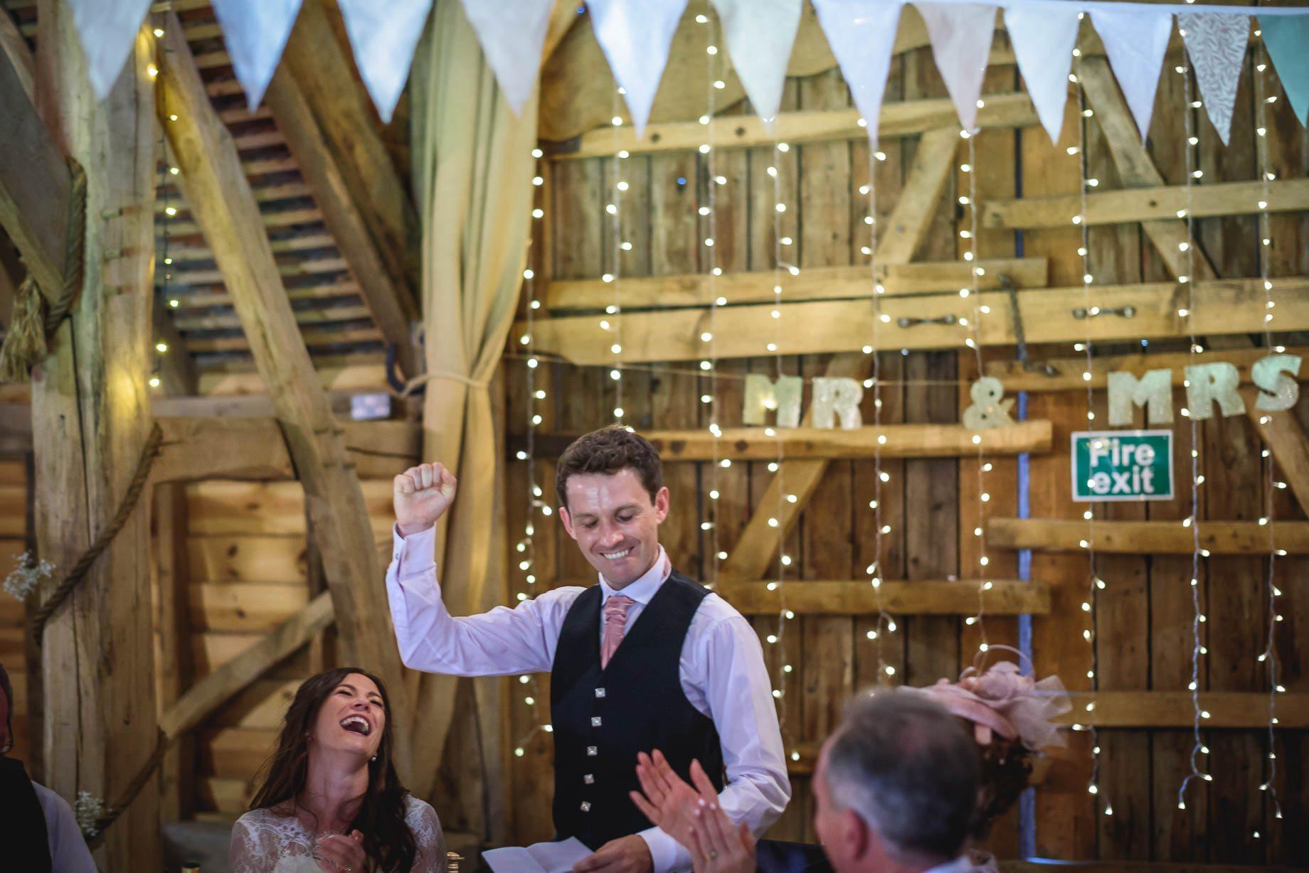 Gildings Barn wedding photography - Sarah and Steve (137 of 190)