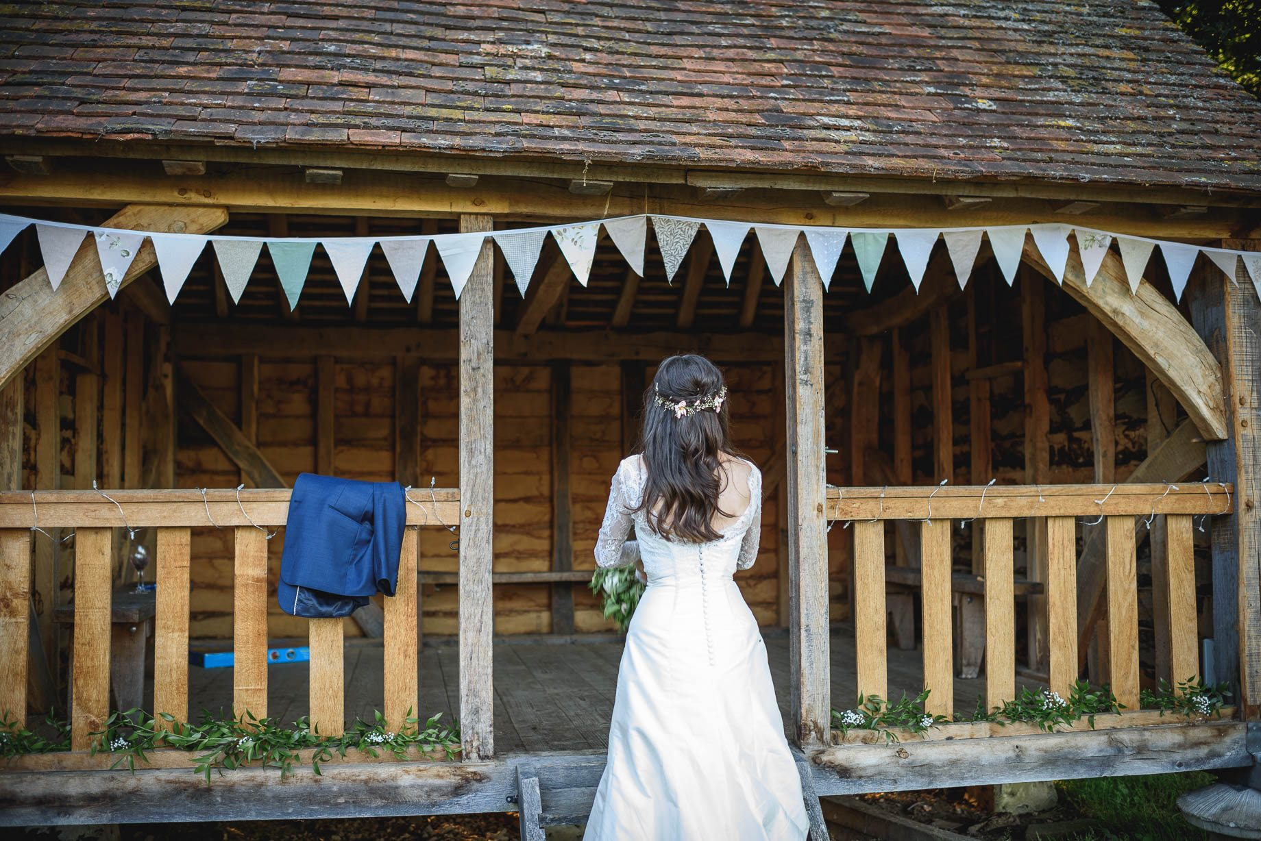 Gildings Barn wedding photography - Sarah and Steve (171 of 190)