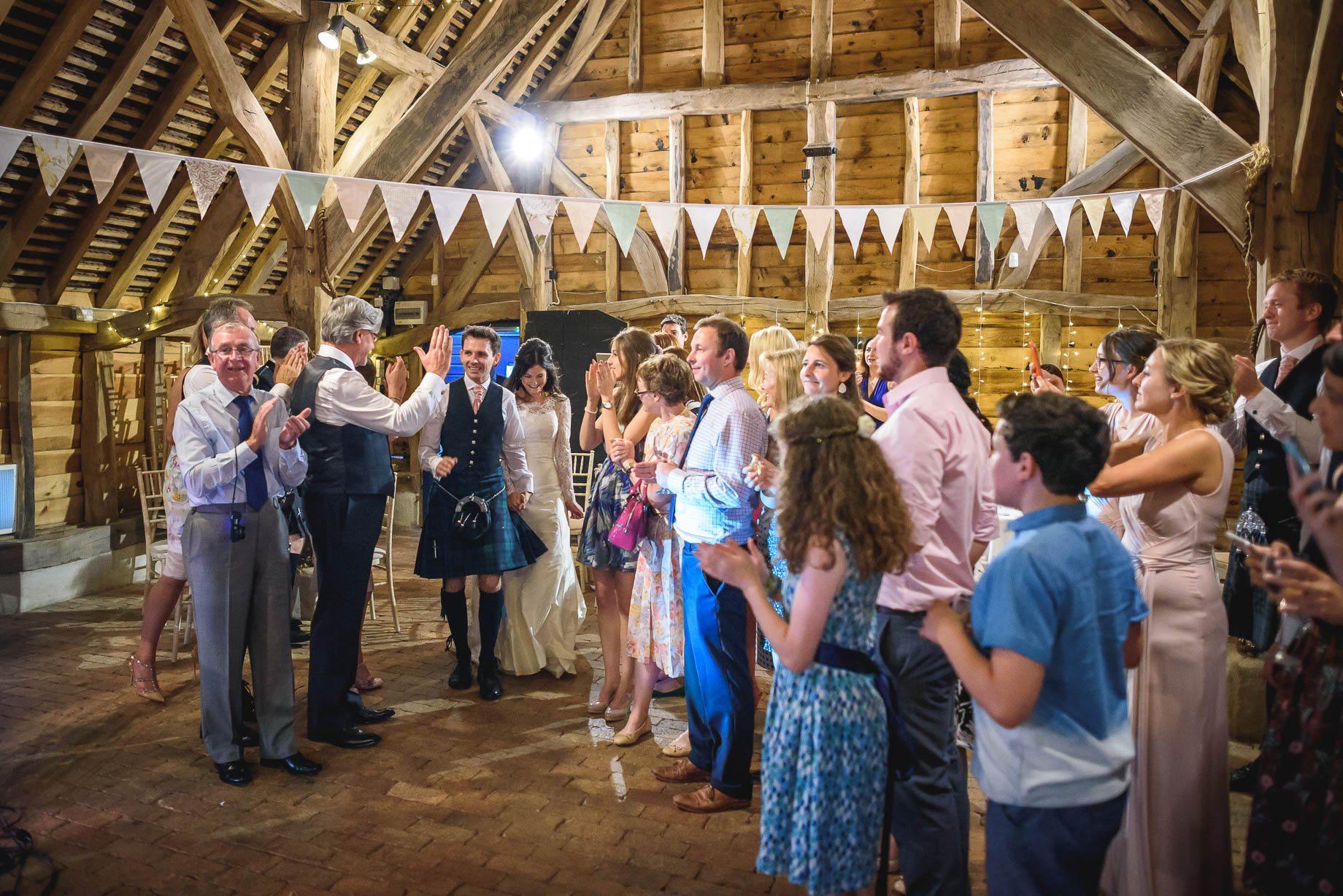 Gildings Barn wedding photography - Sarah and Steve (175 of 190)