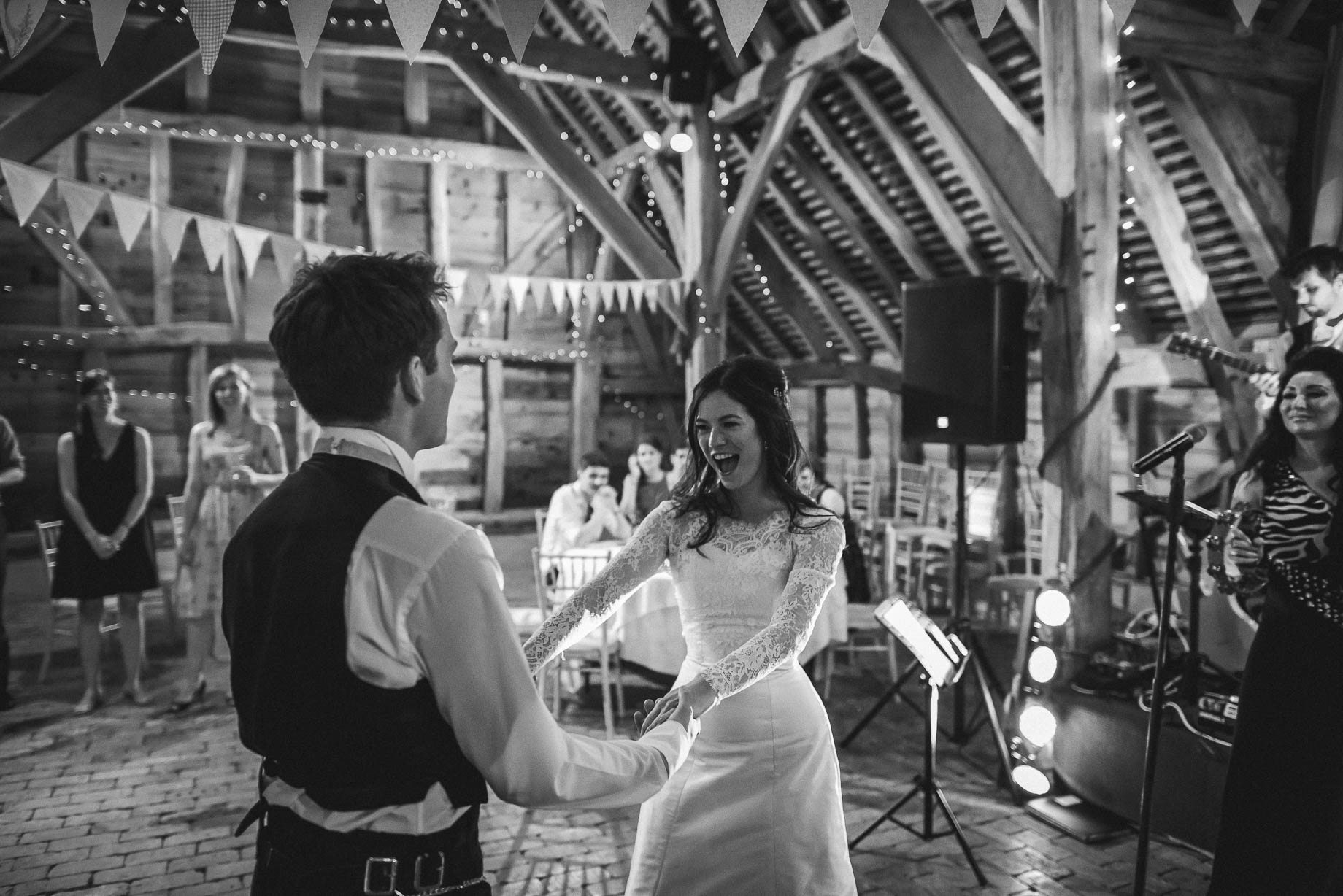 Gildings Barn wedding photography - Sarah and Steve (177 of 190)