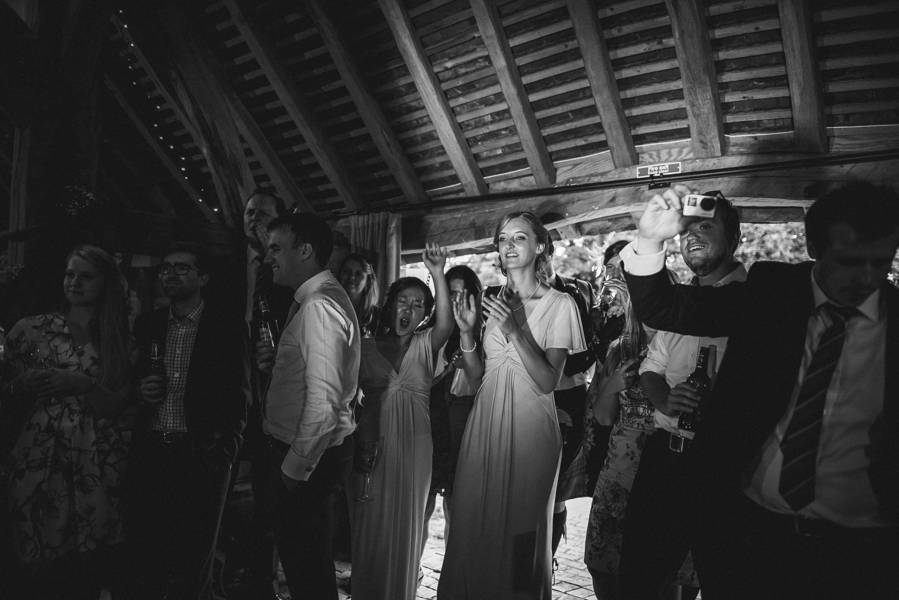 Gildings Barn wedding photography - Sarah and Steve (181 of 190)