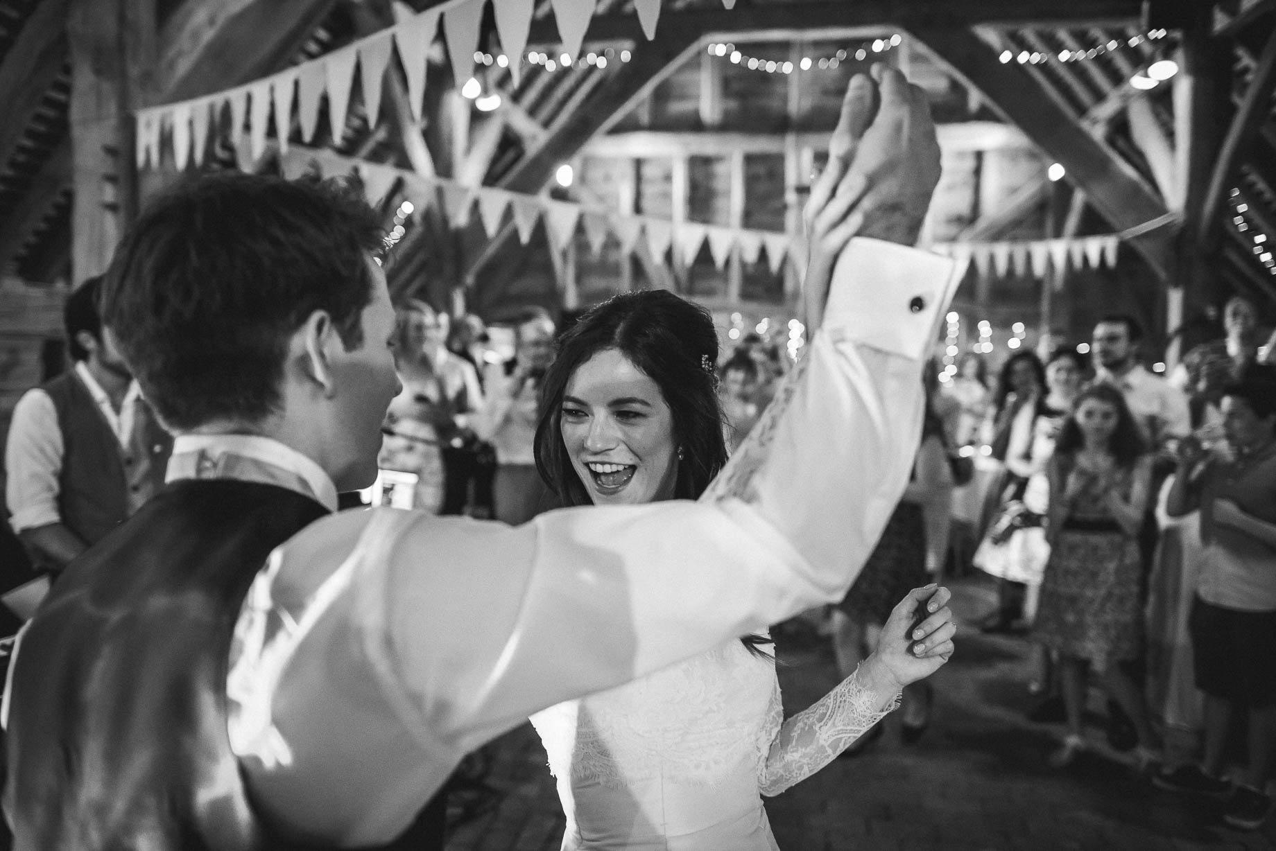 Gildings Barn wedding photography - Sarah and Steve (182 of 190)