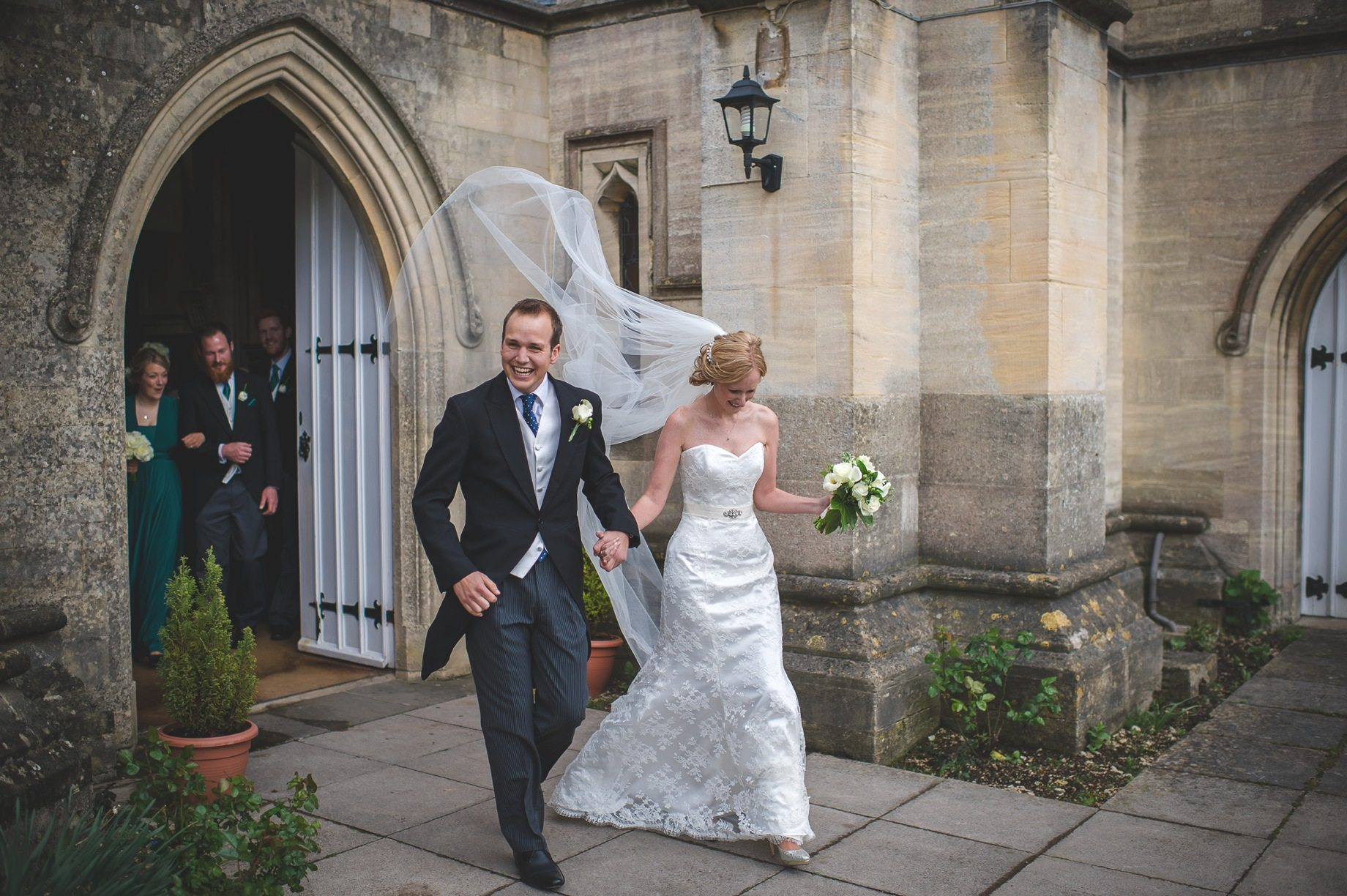 Gloucester wedding photography by Guy Collier - Chrissie and Will