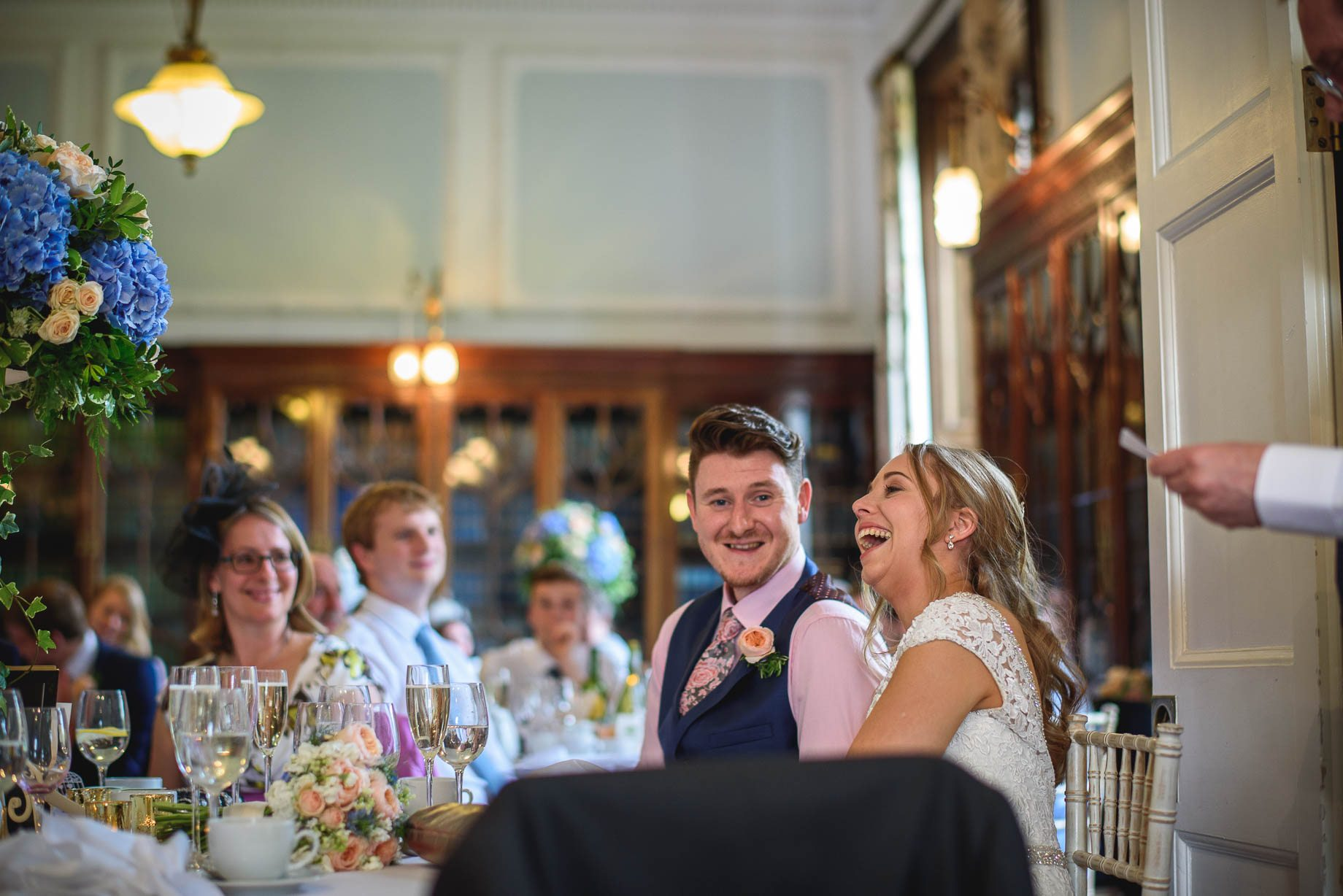 Hampshire wedding photography by Guy Collier - Emily and Tom (104 of 164)