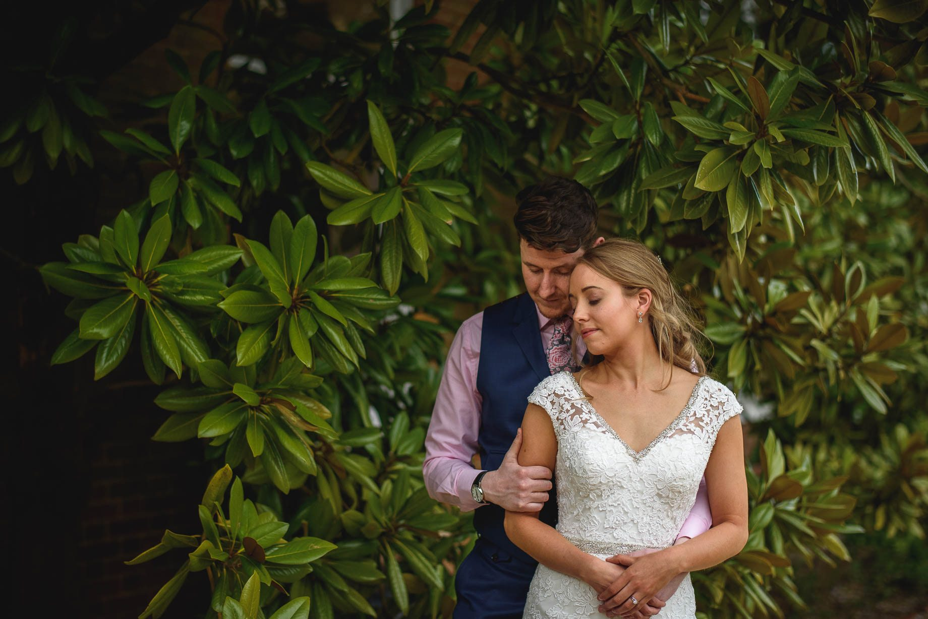 Hampshire wedding photography by Guy Collier - Emily and Tom (134 of 164)