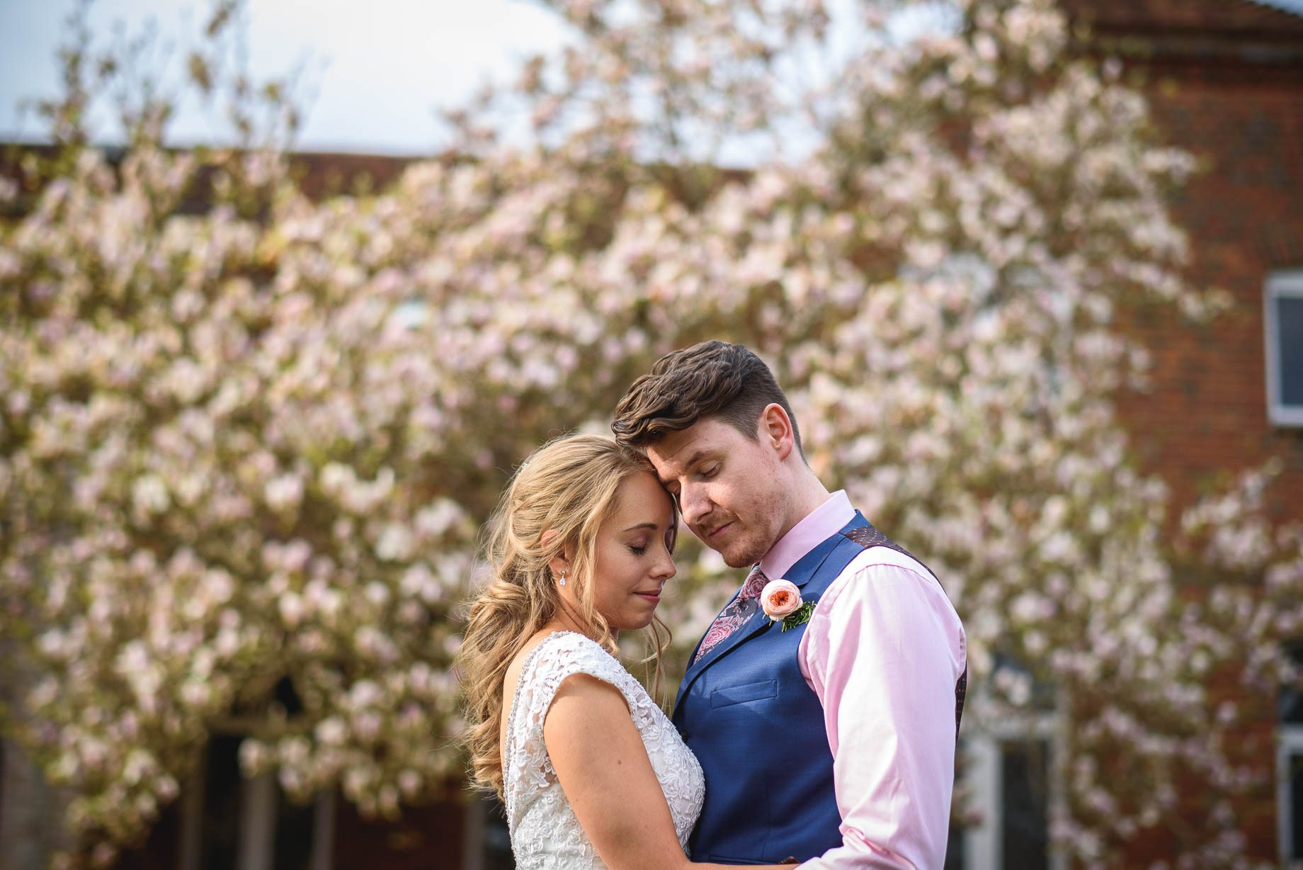 Hampshire wedding photography by Guy Collier - Emily and Tom (138 of 164)