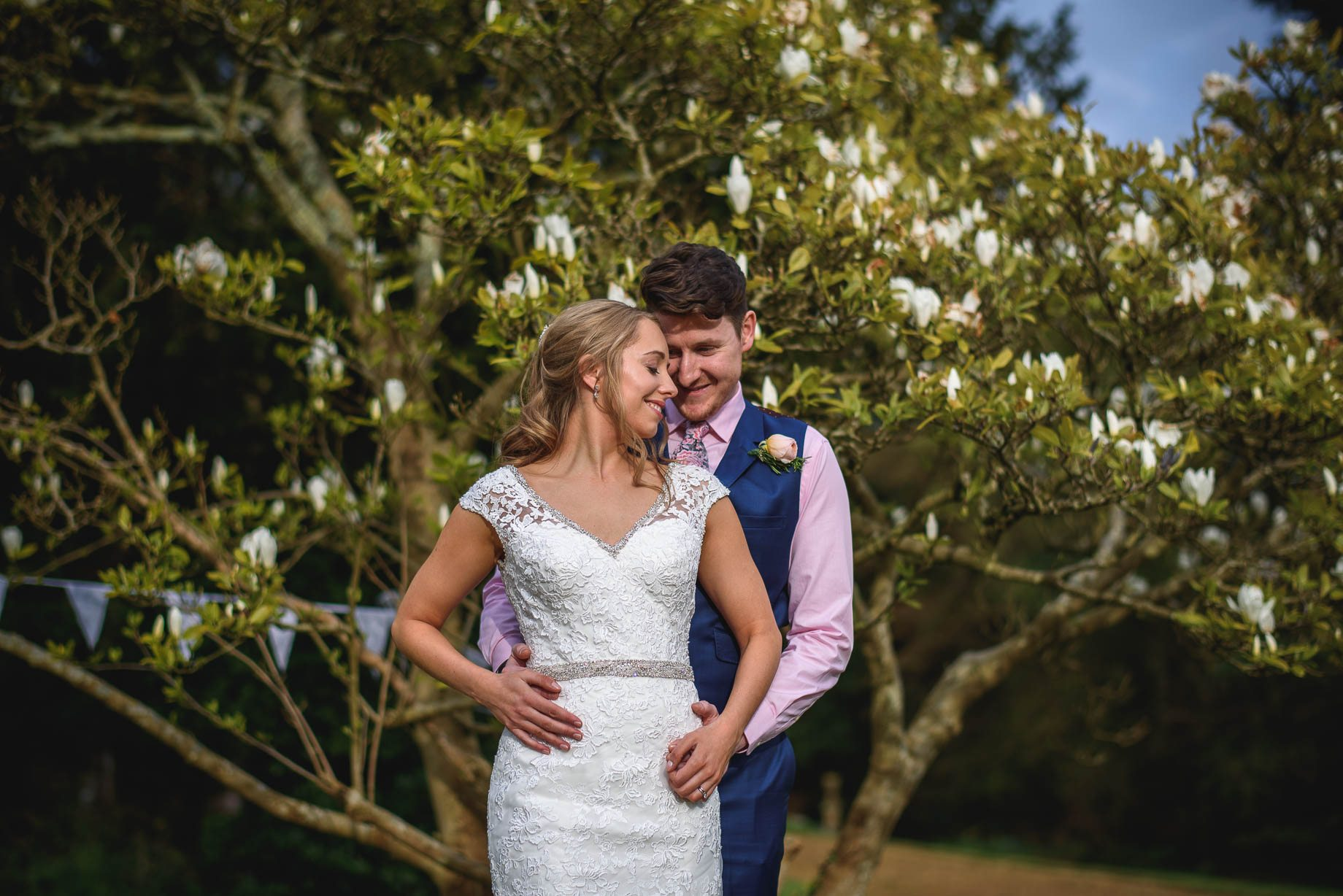 Hampshire wedding photography by Guy Collier - Emily and Tom (140 of 164)
