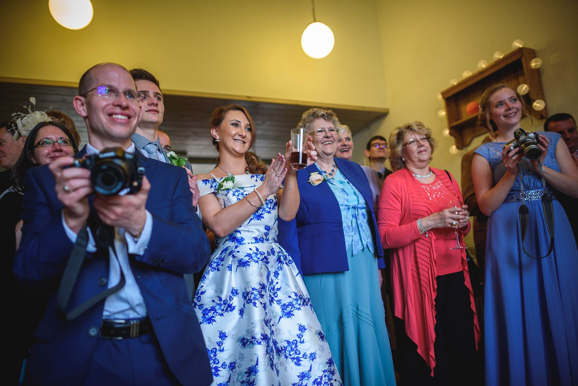 Hampshire wedding photography by Guy Collier - Emily and Tom (158 of 164)