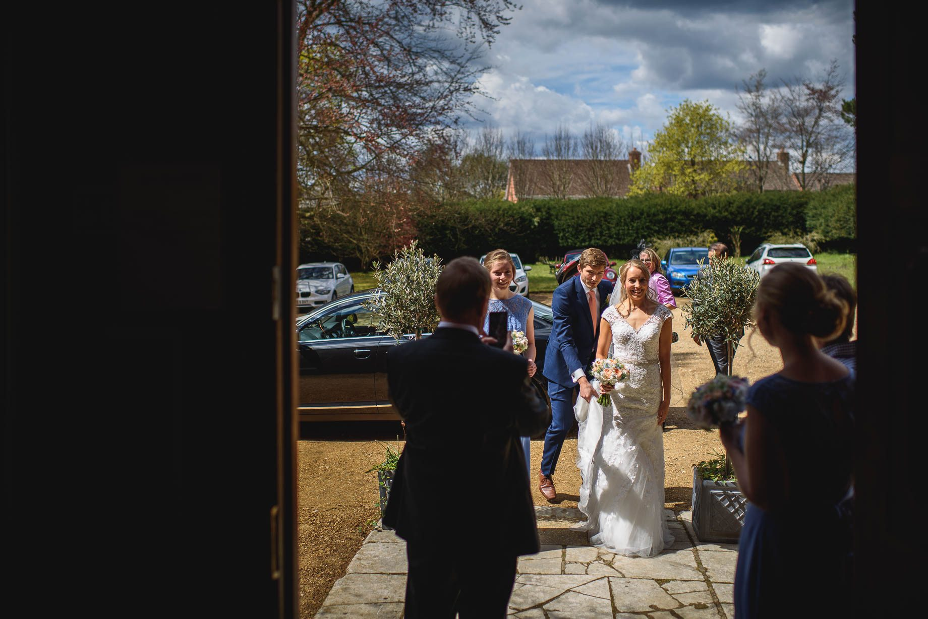 Hampshire wedding photography by Guy Collier - Emily and Tom (50 of 164)