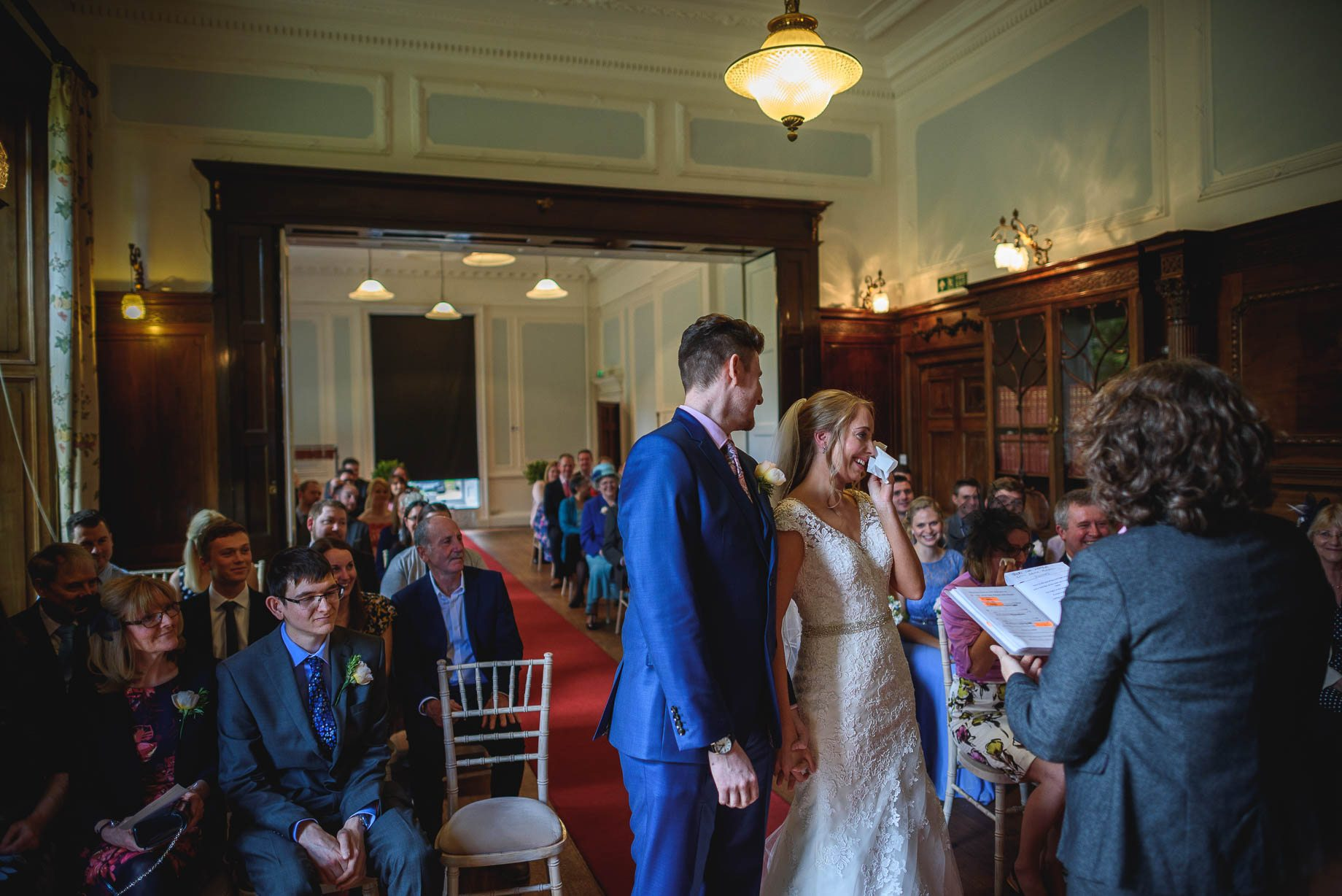 Hampshire wedding photography by Guy Collier - Emily and Tom (62 of 164)