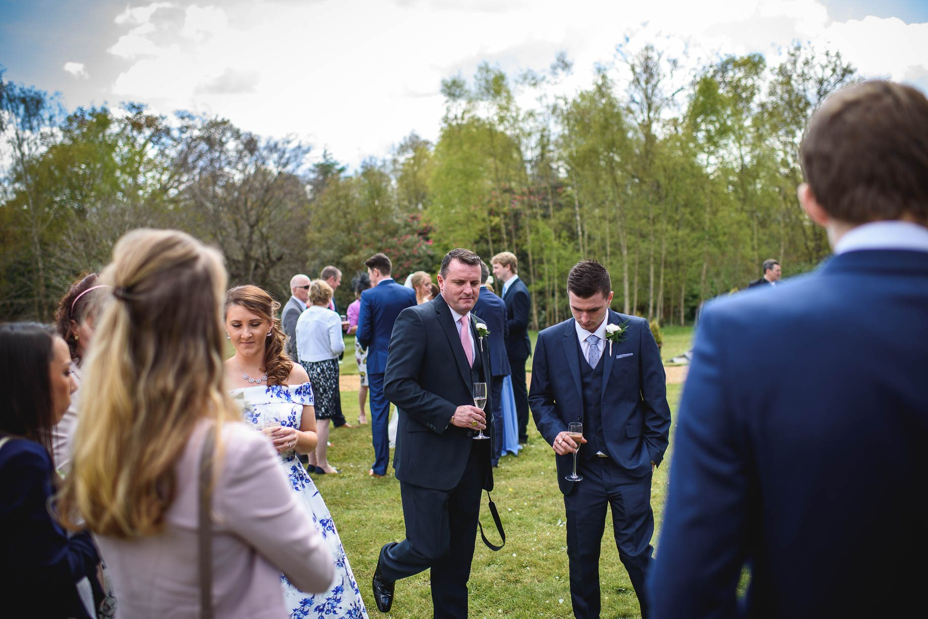 Hampshire wedding photography by Guy Collier - Emily and Tom (73 of 164)