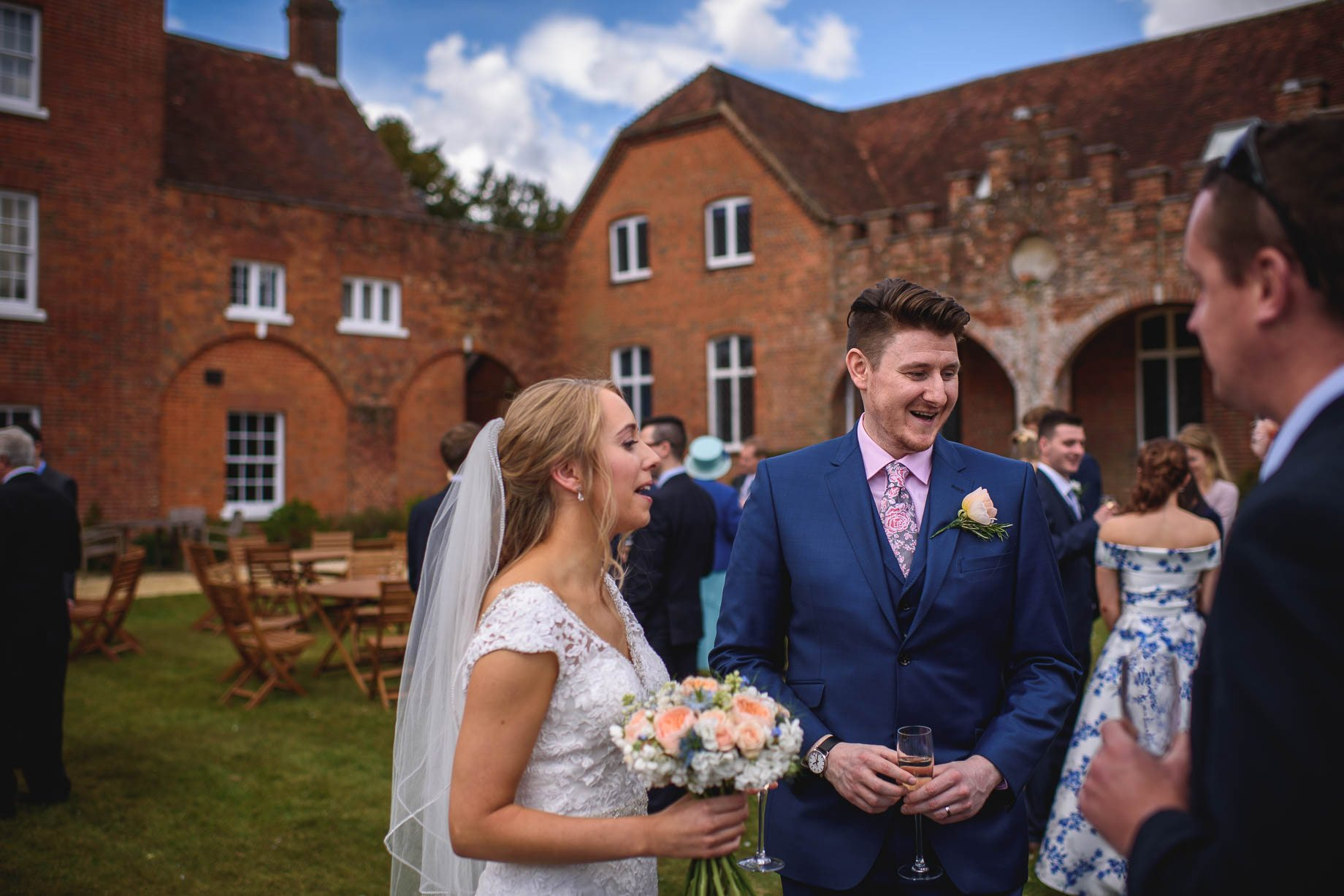 Hampshire wedding photography by Guy Collier - Emily and Tom (77 of 164)