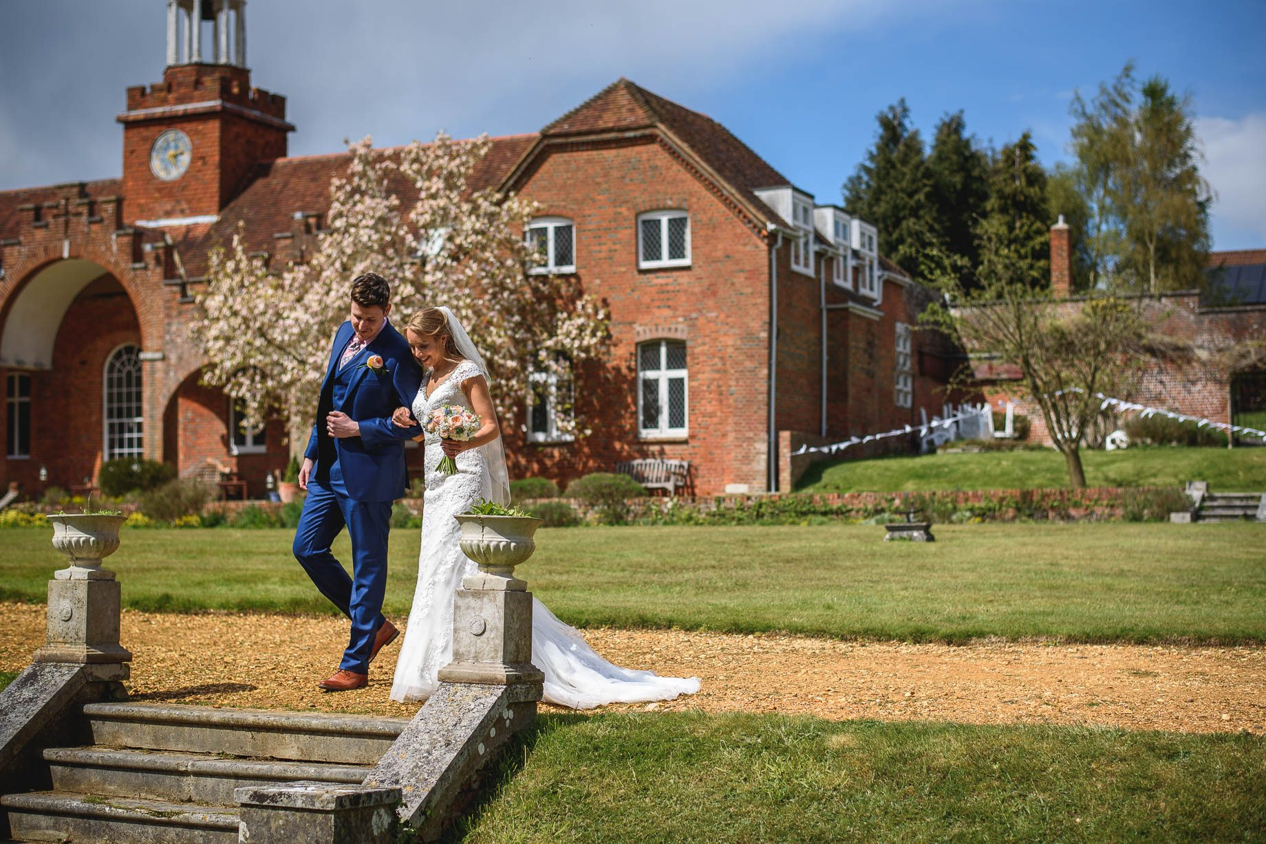 Hampshire wedding photography by Guy Collier - Emily and Tom (84 of 164)