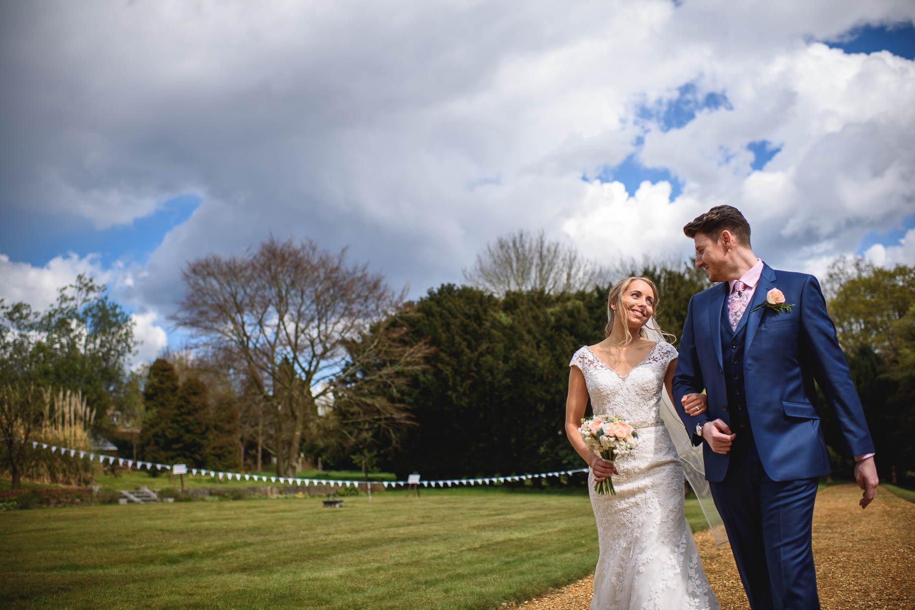 Hampshire wedding photography by Guy Collier - Emily and Tom (91 of 164)