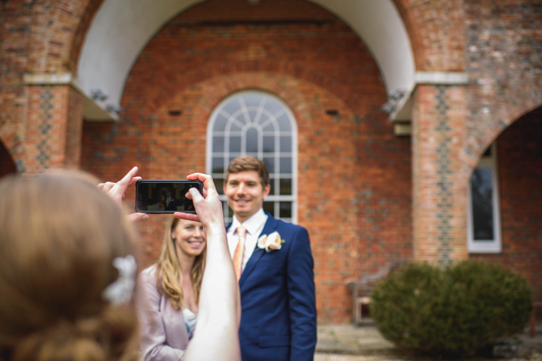 Hampshire wedding photography by Guy Collier - Emily and Tom (96 of 164)