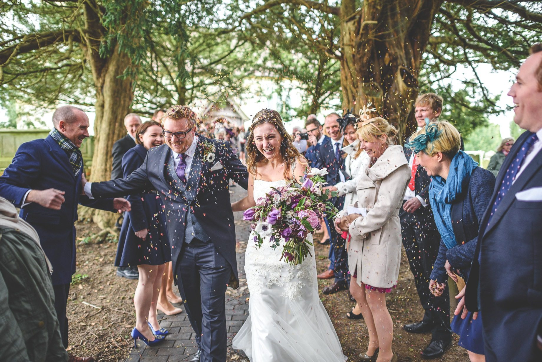 Heather and Chris - Hampshire wedding photography