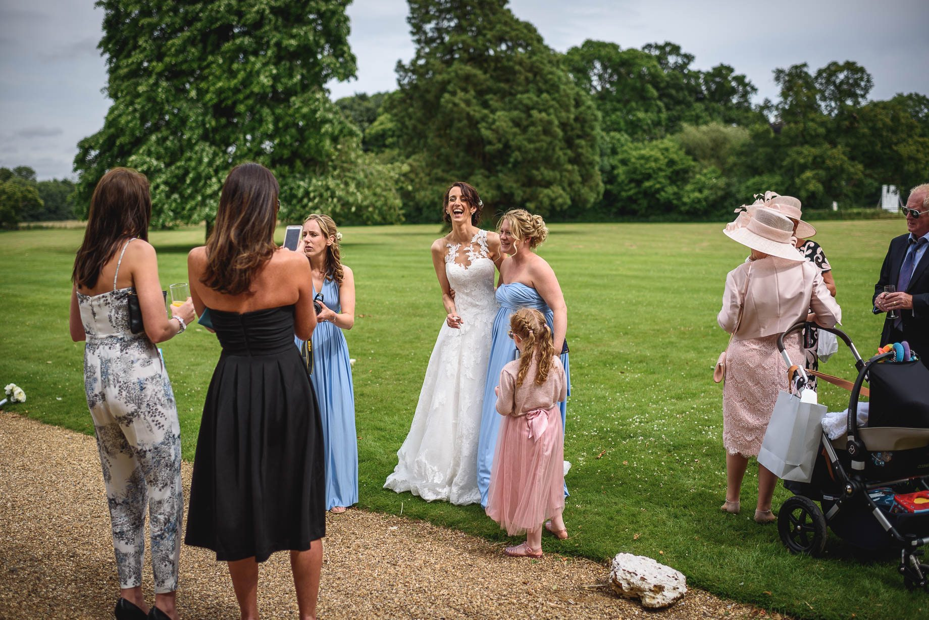 Hertfordshire wedding photography - Sarah and Stephen by Guy Collier Photography (102 of 161)