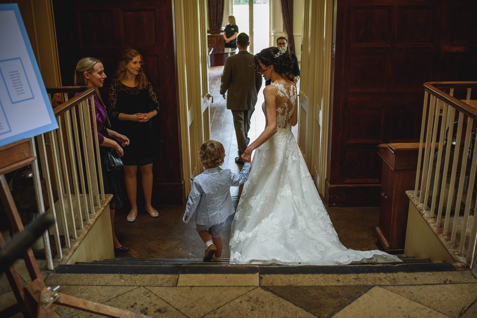 Hertfordshire wedding photography - Sarah and Stephen by Guy Collier Photography (108 of 161)