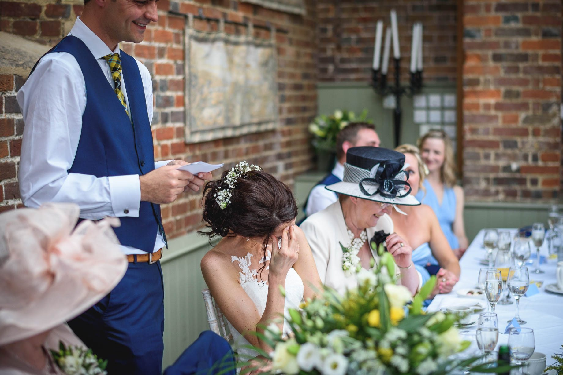 Hertfordshire wedding photography - Sarah and Stephen by Guy Collier Photography (126 of 161)