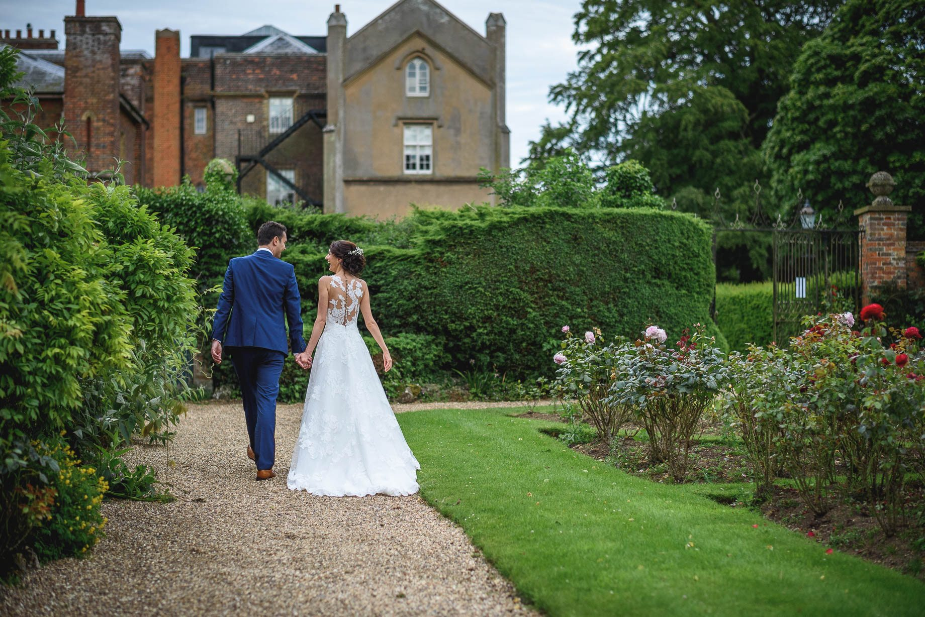Hertfordshire wedding photography - Sarah and Stephen by Guy Collier Photography (140 of 161)
