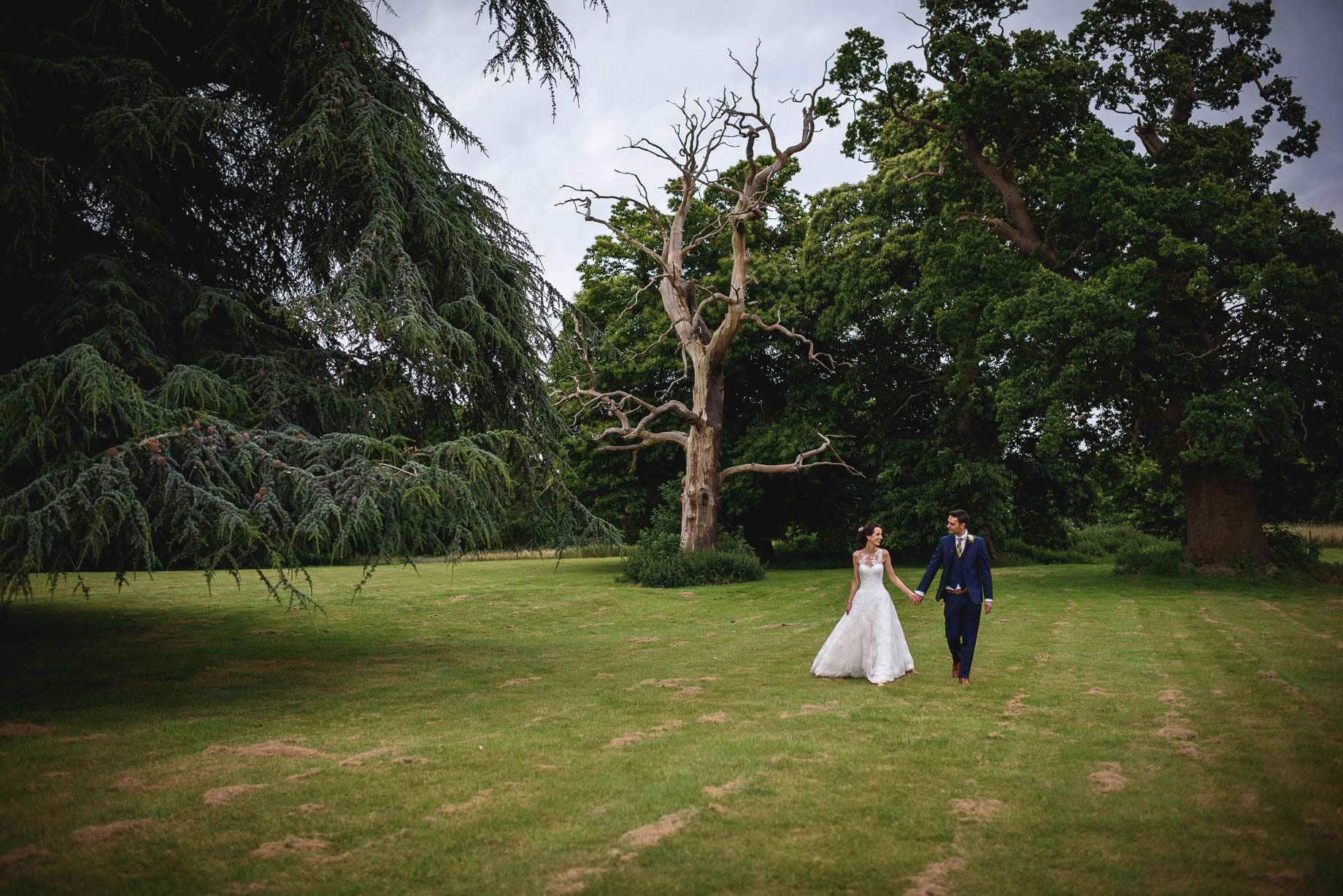 Hertfordshire wedding photography - Sarah and Stephen by Guy Collier Photography (149 of 161)