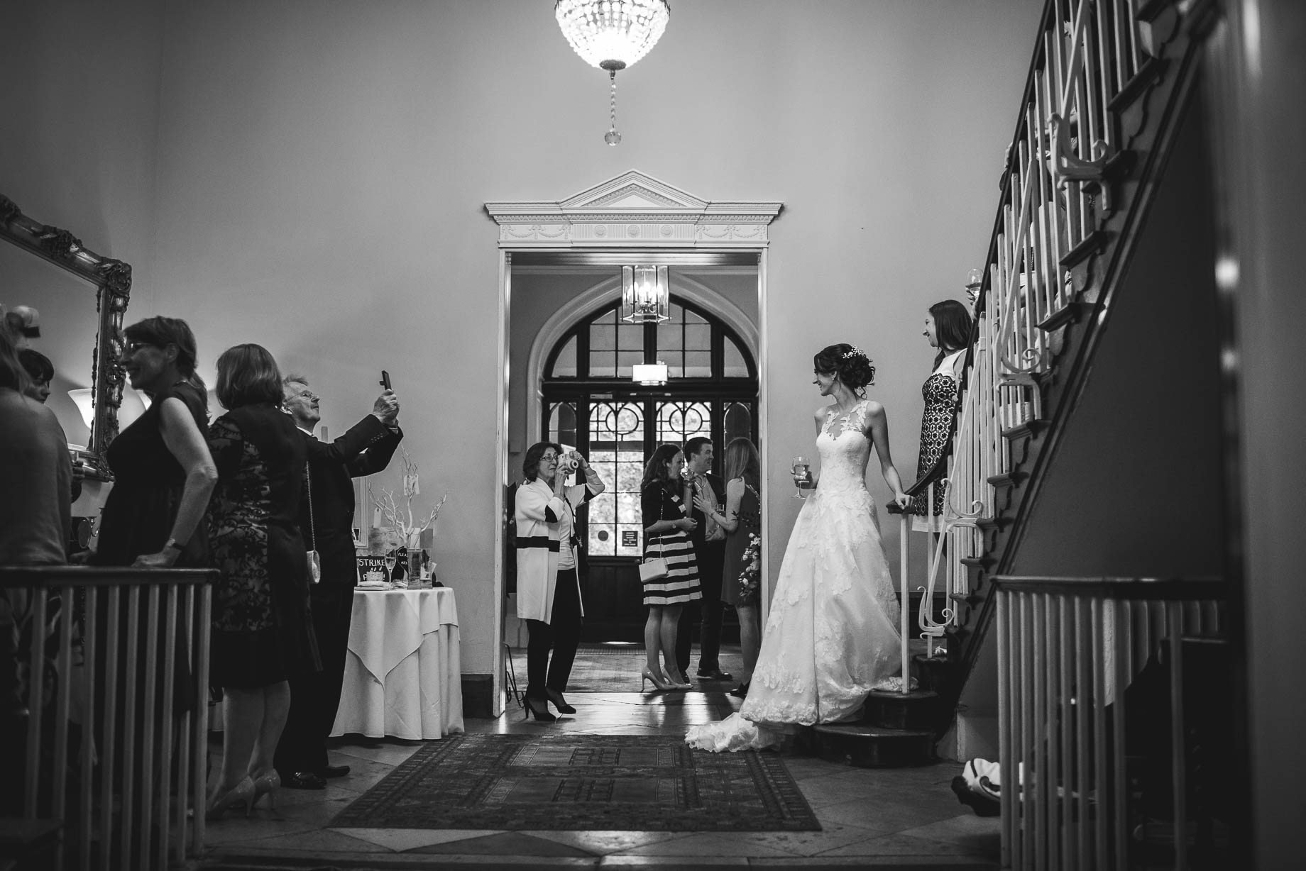 Hertfordshire wedding photography - Sarah and Stephen by Guy Collier Photography (154 of 161)