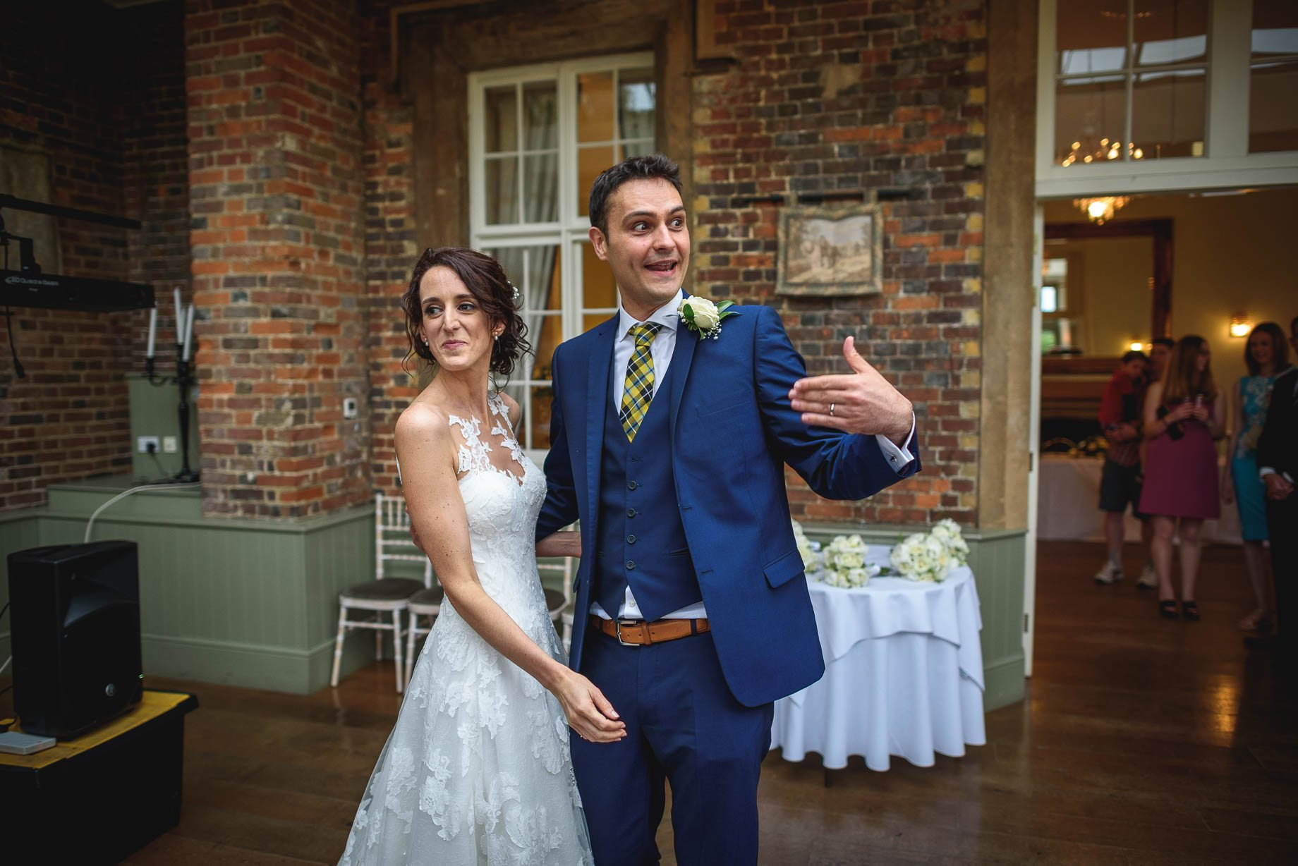 Hertfordshire wedding photography - Sarah and Stephen by Guy Collier Photography (156 of 161)