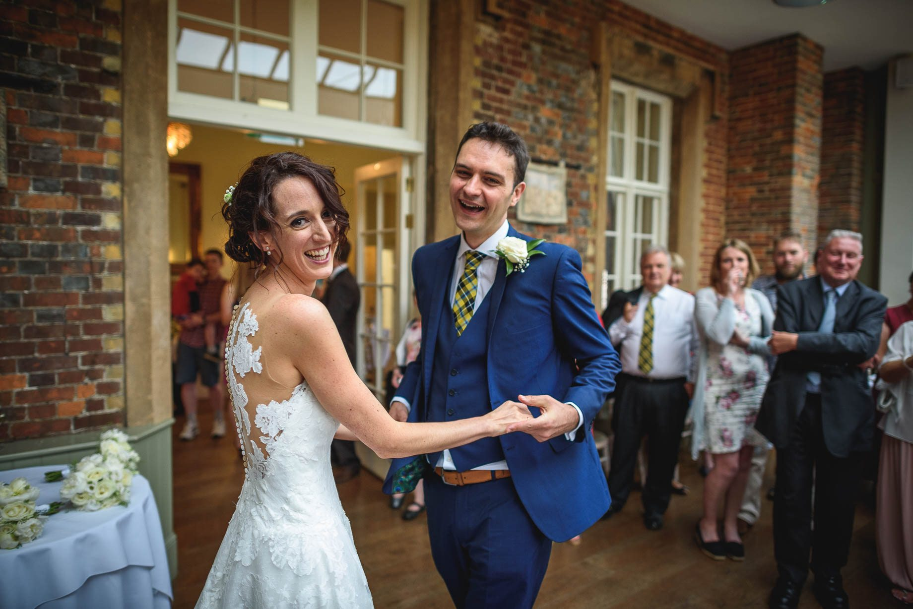 Hertfordshire wedding photography - Sarah and Stephen by Guy Collier Photography (157 of 161)