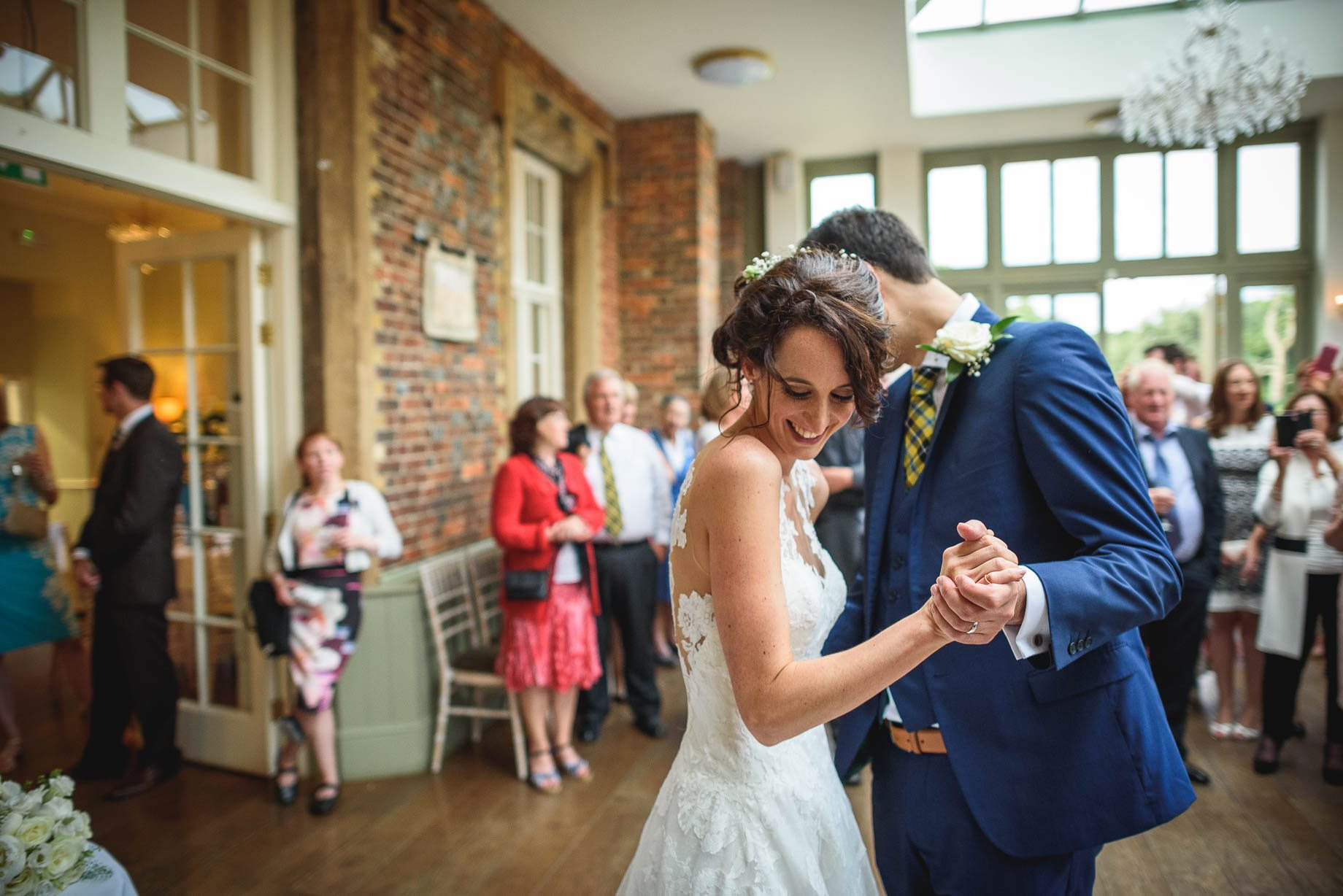 Hertfordshire wedding photography - Sarah and Stephen by Guy Collier Photography (158 of 161)