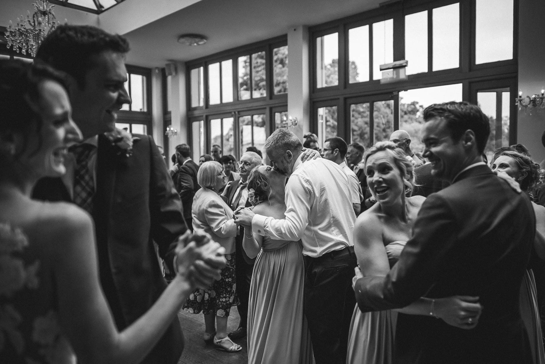 Hertfordshire wedding photography - Sarah and Stephen by Guy Collier Photography (160 of 161)
