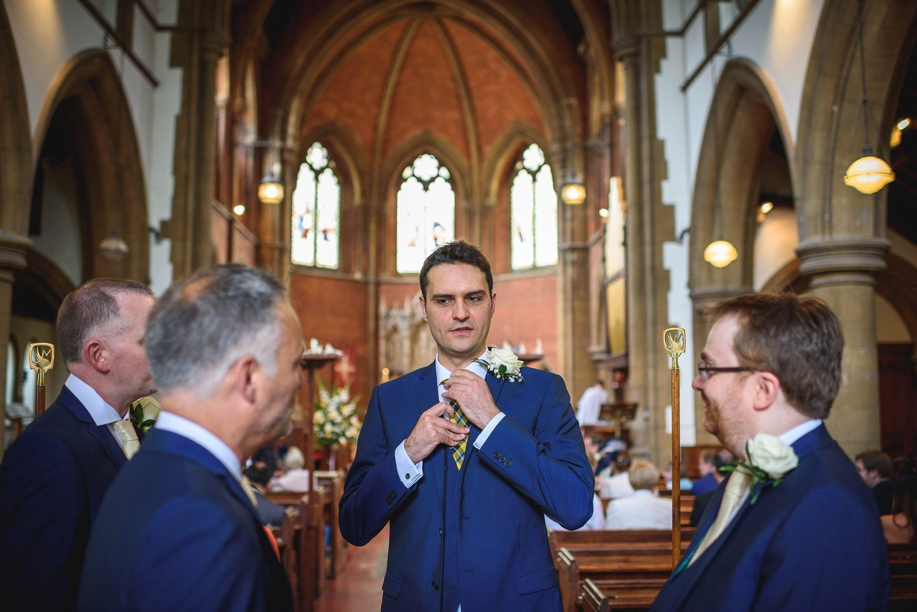 Hertfordshire wedding photography - Sarah and Stephen by Guy Collier Photography (51 of 161)
