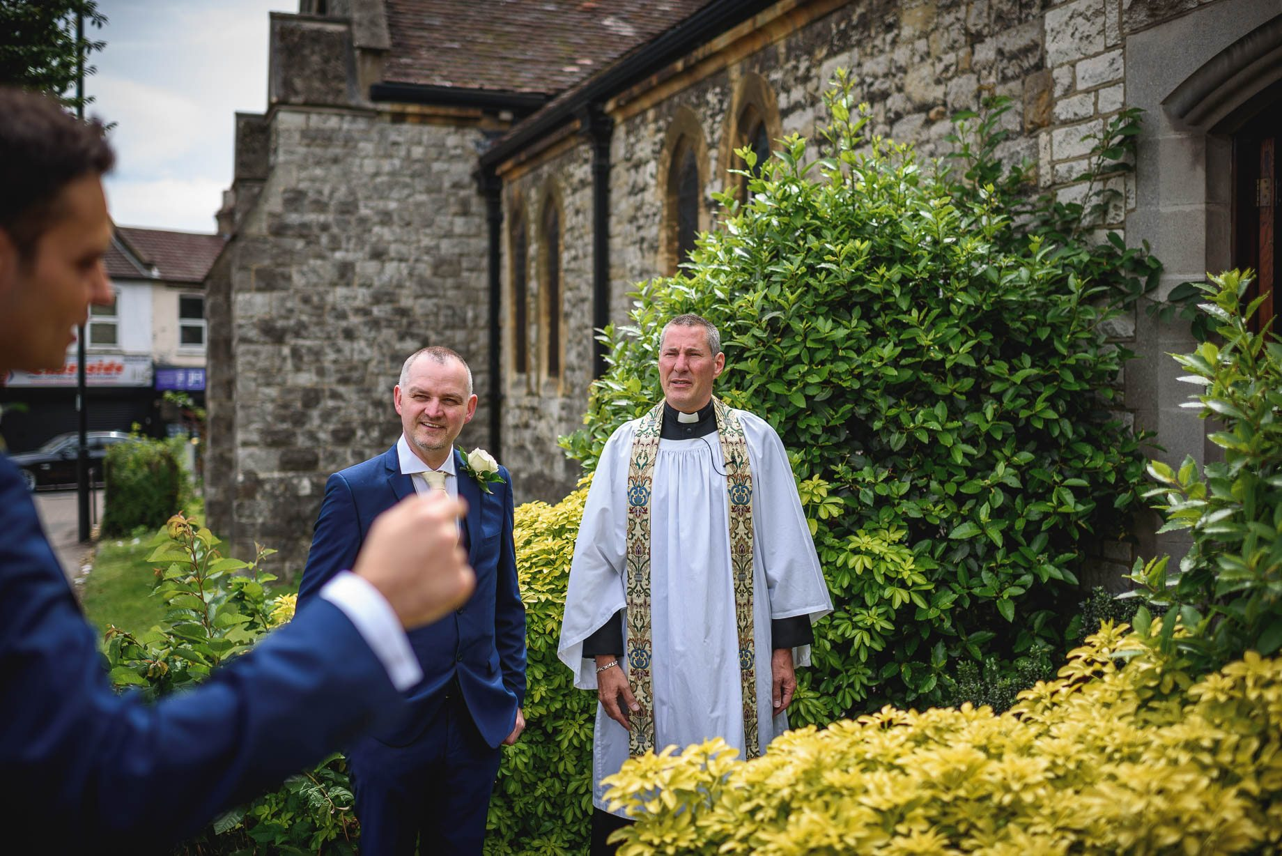 Hertfordshire wedding photography - Sarah and Stephen by Guy Collier Photography (52 of 161)