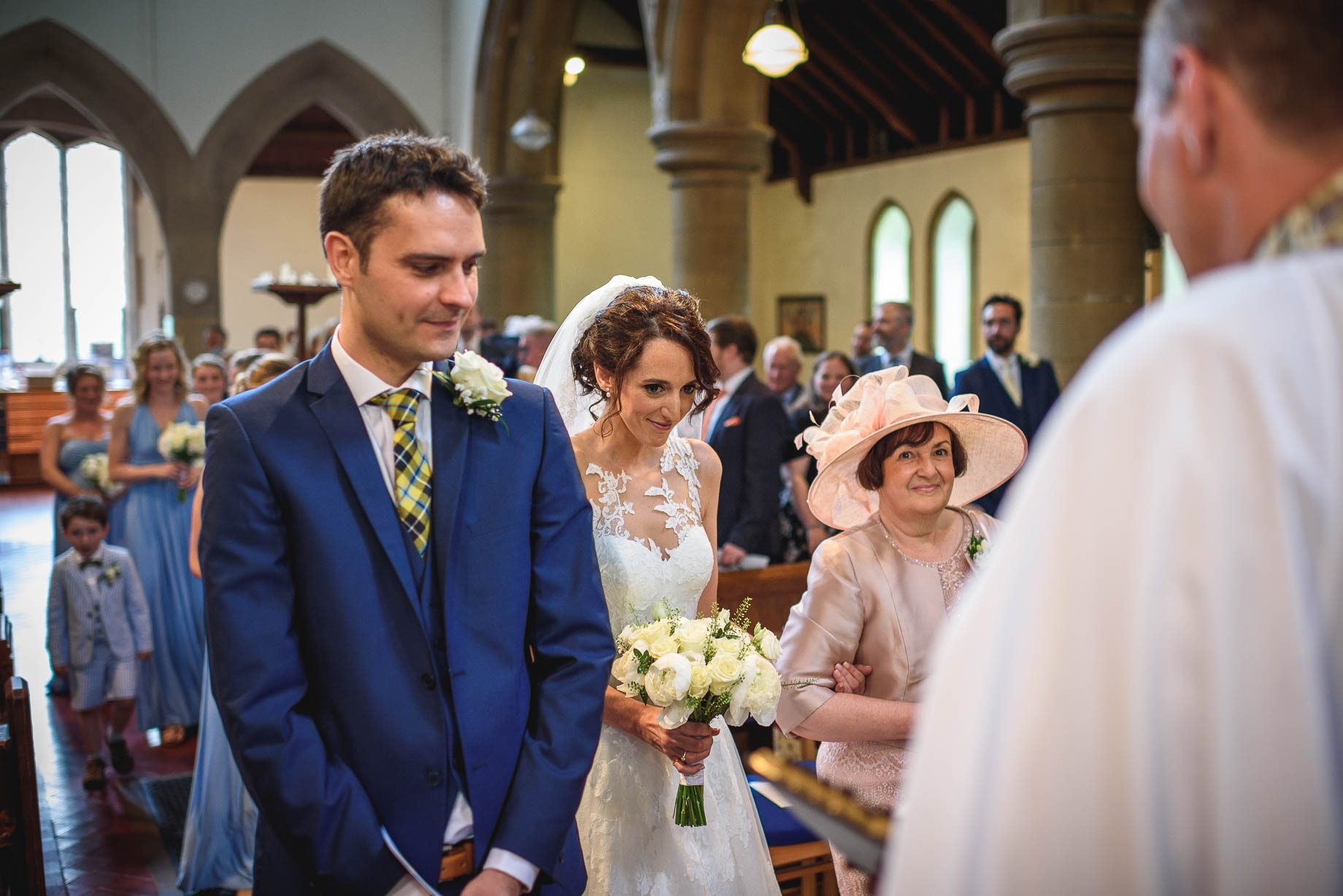 Hertfordshire wedding photography - Sarah and Stephen by Guy Collier Photography (57 of 161)