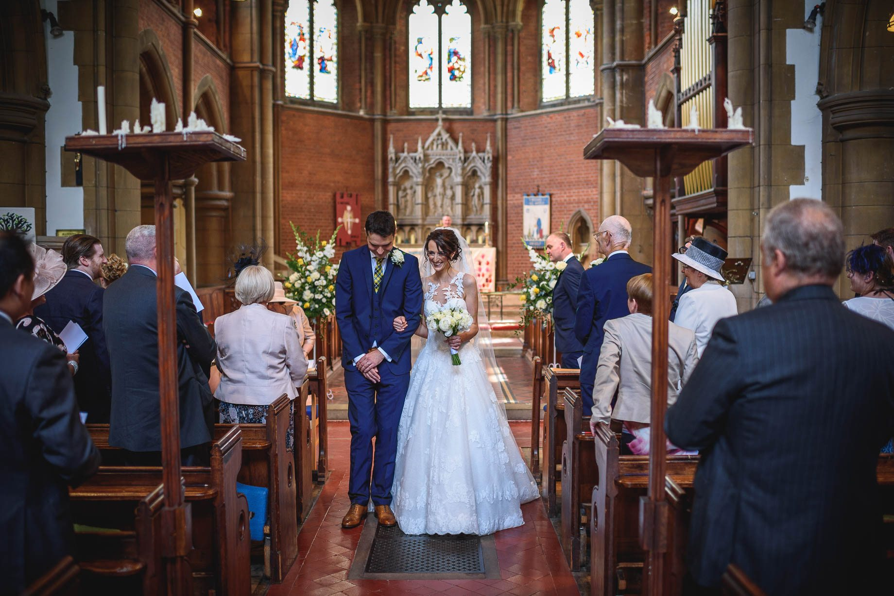 Hertfordshire wedding photography - Sarah and Stephen by Guy Collier Photography (68 of 161)