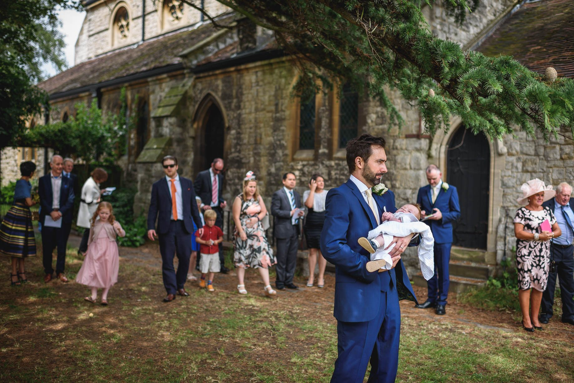 Hertfordshire wedding photography - Sarah and Stephen by Guy Collier Photography (74 of 161)