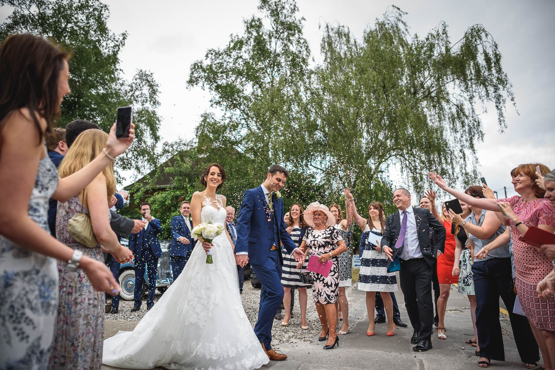 Hertfordshire wedding photography - Sarah and Stephen by Guy Collier Photography (79 of 161)