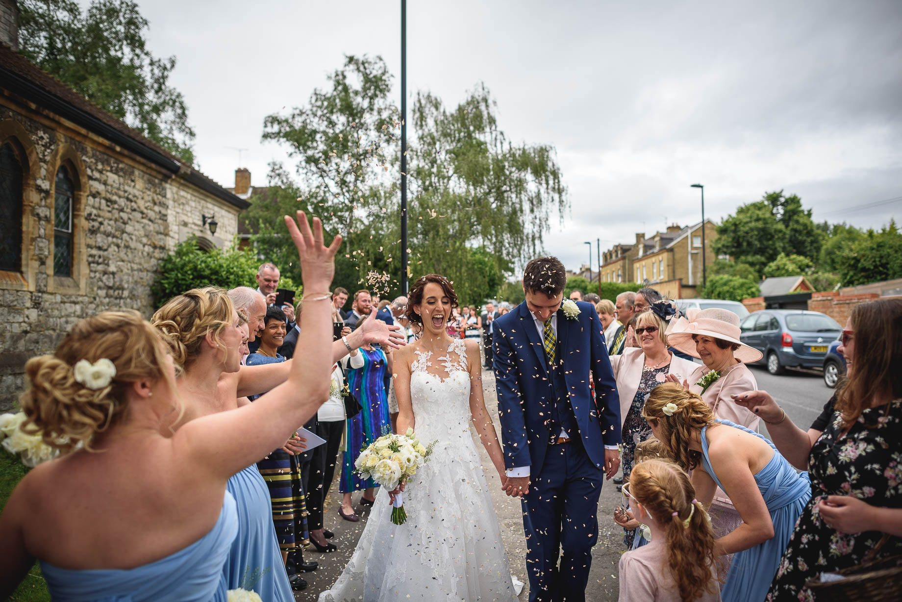Hertfordshire wedding photography - Sarah and Stephen by Guy Collier Photography (80 of 161)