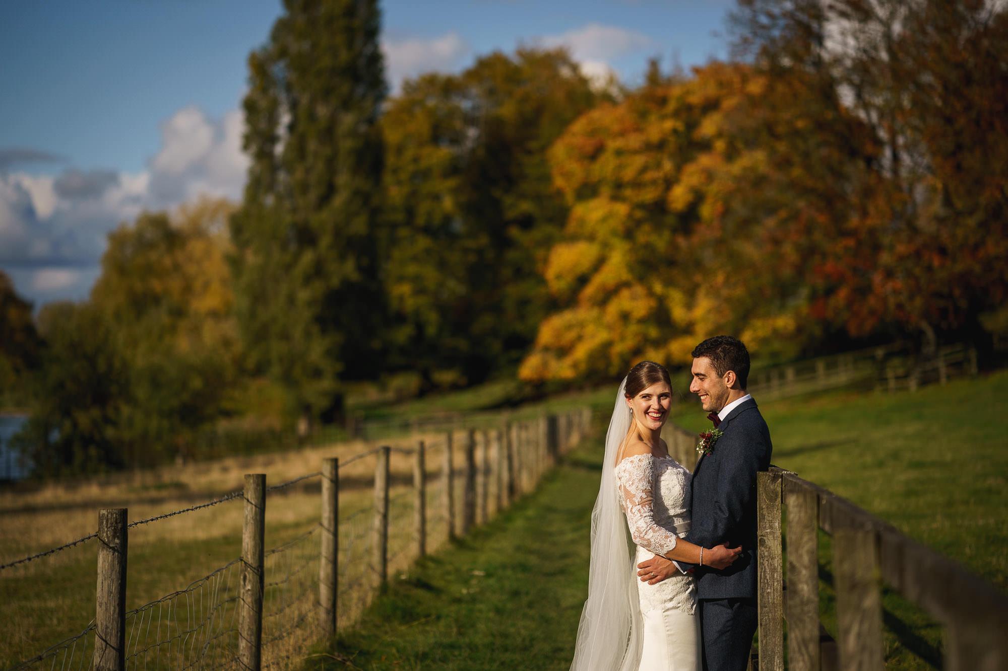 Lains Barn wedding photographer - Jane + Chris