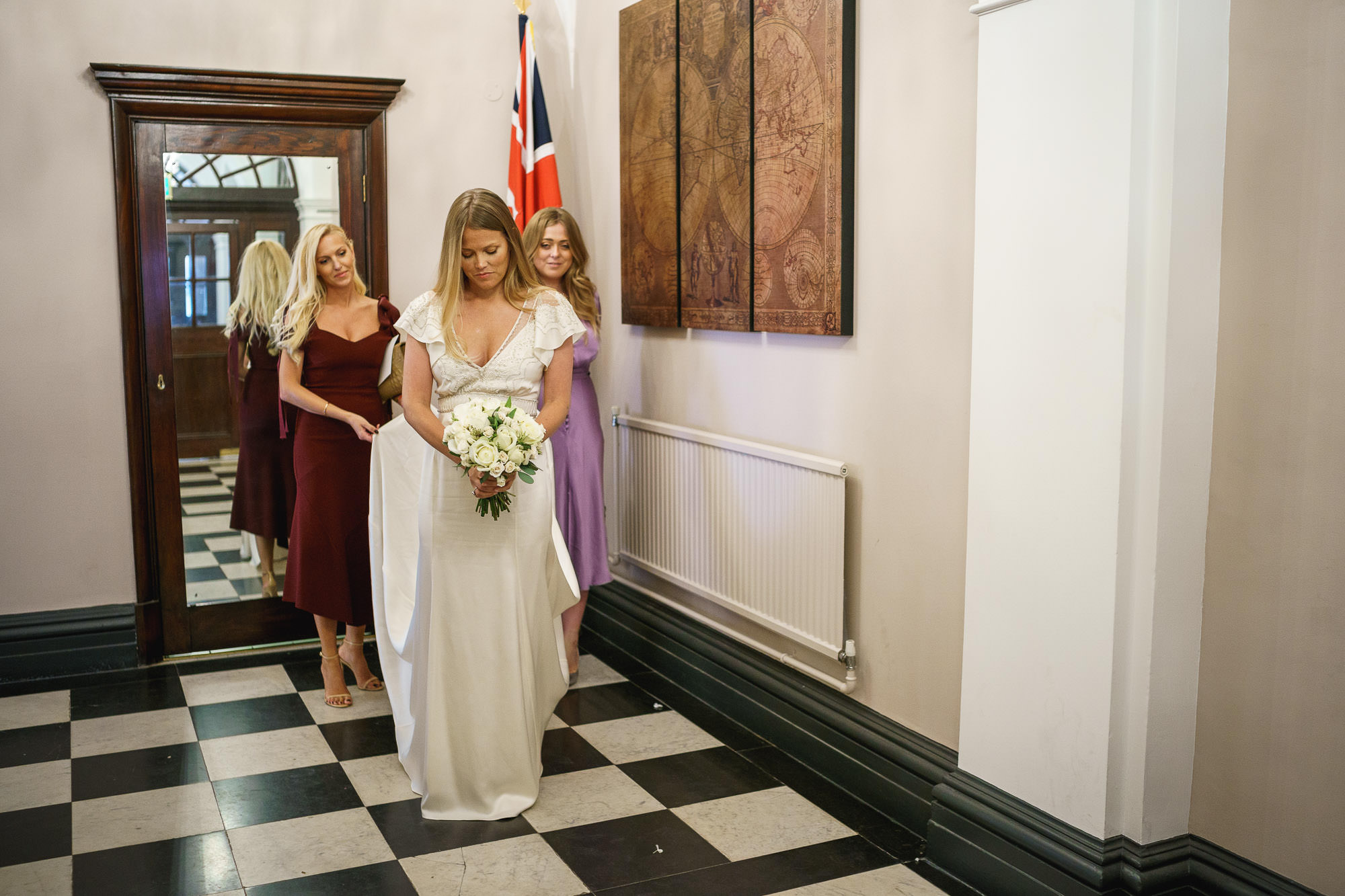 Chelsea and Mayfair wedding photography