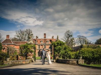 Lainston House - Katherine and Chris
