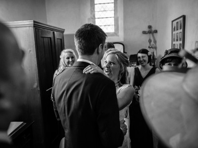 Buriton and The Tithe Barn - Katie + Ollie