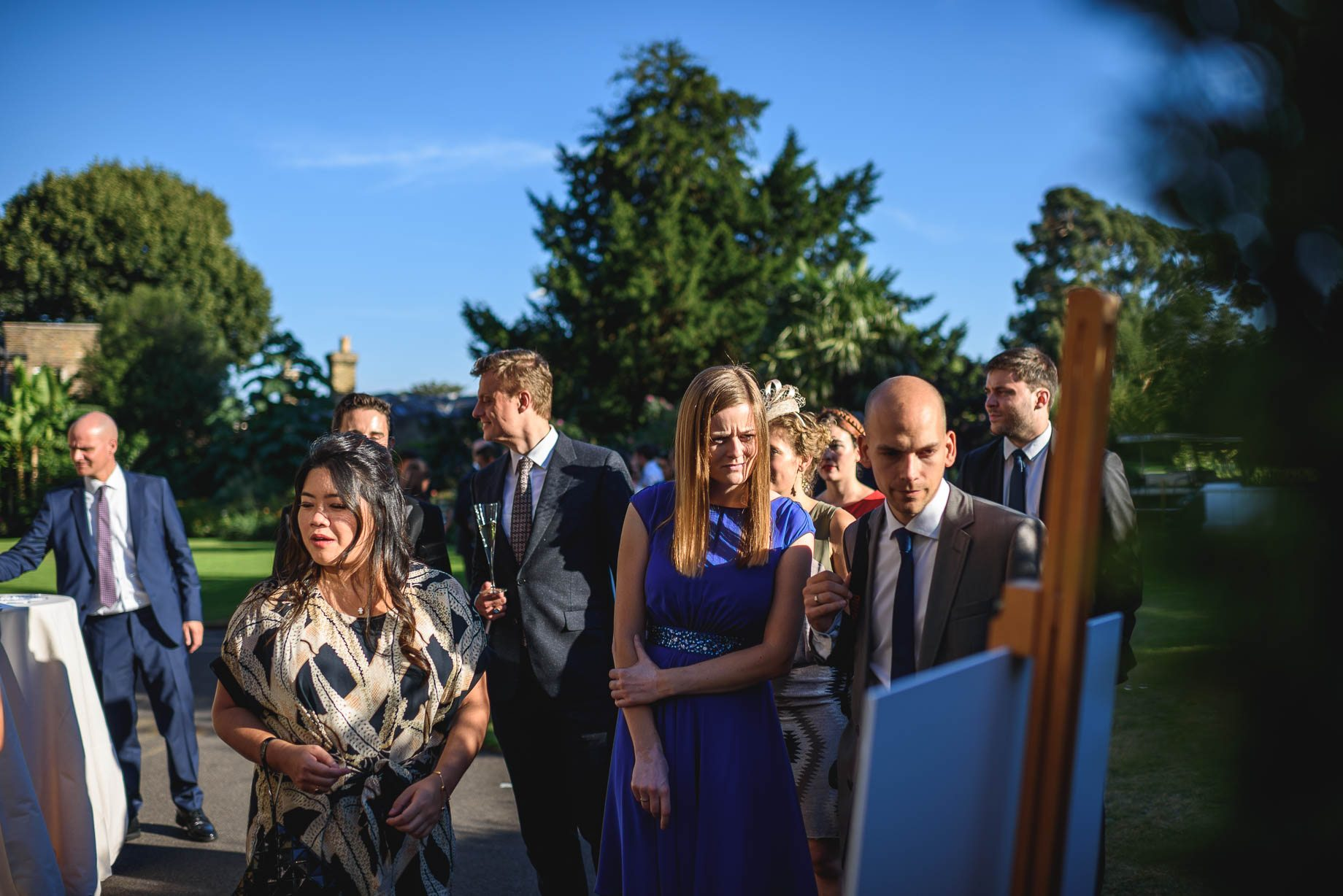 Kew Gardens wedding photography - Guy Collier Photography - Gloria and Frederik (105 of 173)