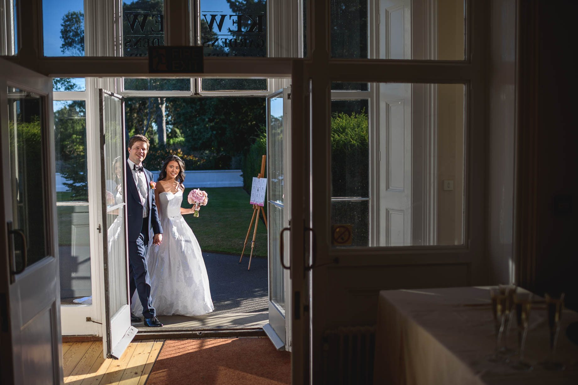 Kew Gardens wedding photography - Guy Collier Photography - Gloria and Frederik (106 of 173)