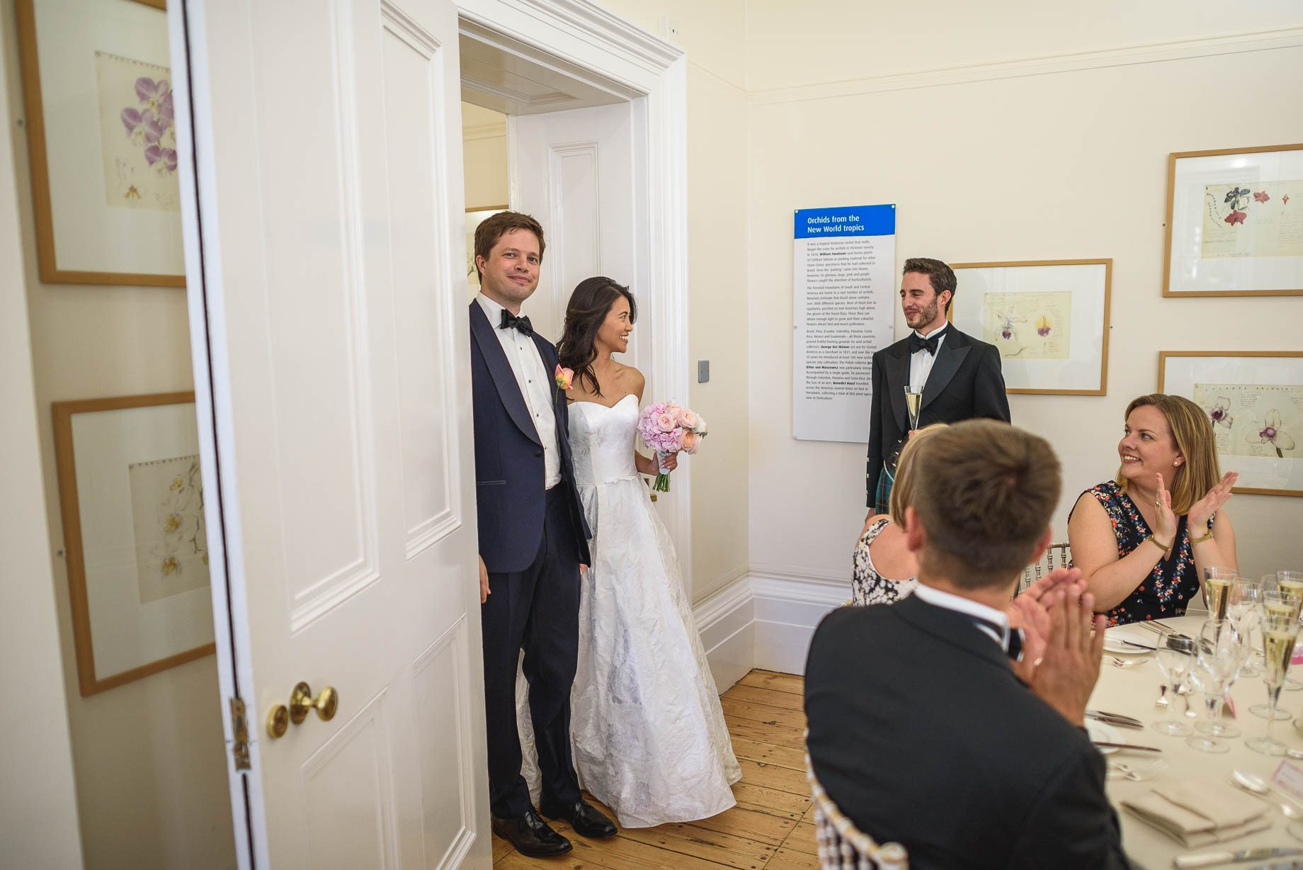Kew Gardens wedding photography - Guy Collier Photography - Gloria and Frederik (107 of 173)