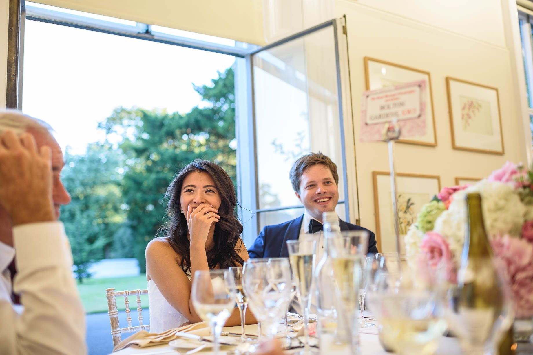 Kew Gardens wedding photography - Guy Collier Photography - Gloria and Frederik (123 of 173)