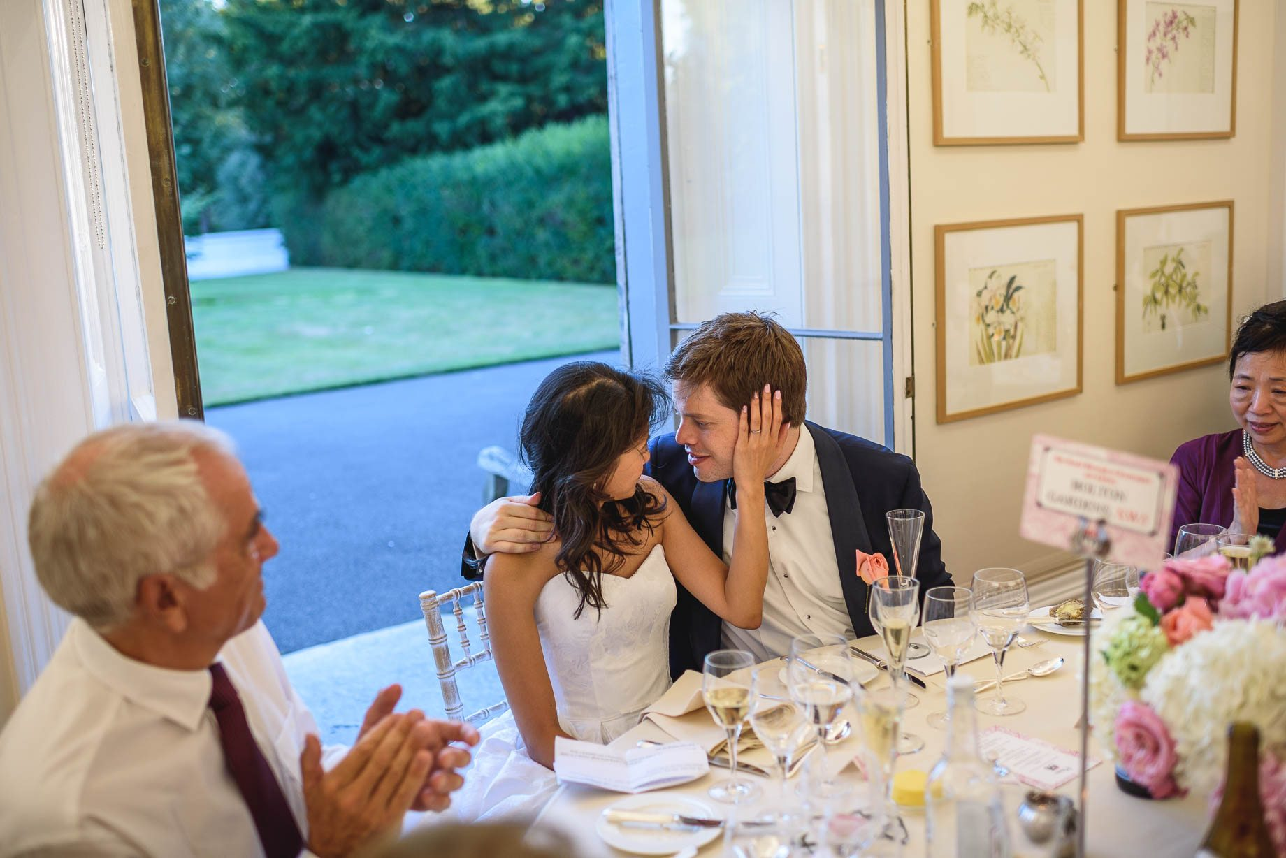 Kew Gardens wedding photography - Guy Collier Photography - Gloria and Frederik (132 of 173)