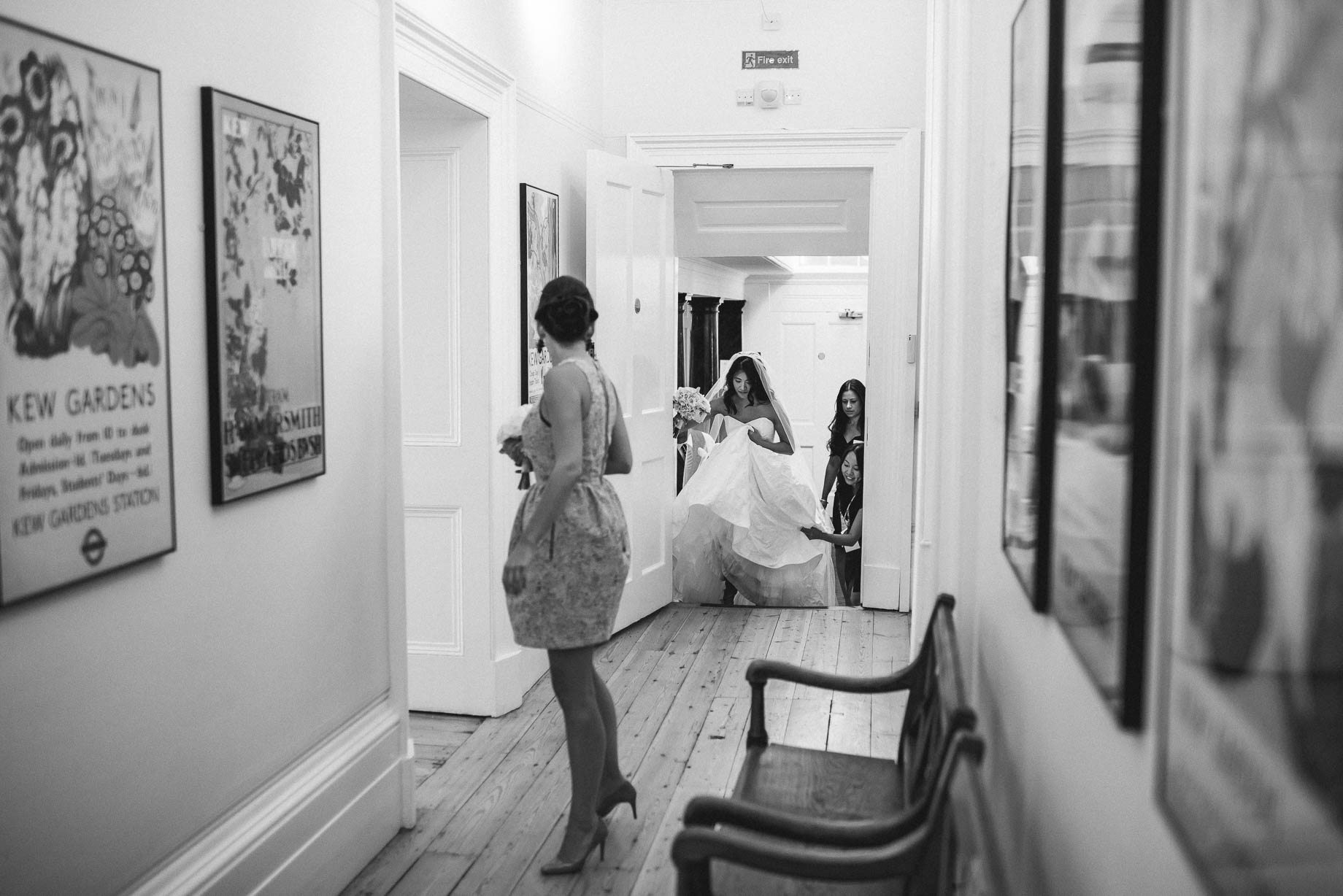 Kew Gardens wedding photography - Guy Collier Photography - Gloria and Frederik (36 of 173)